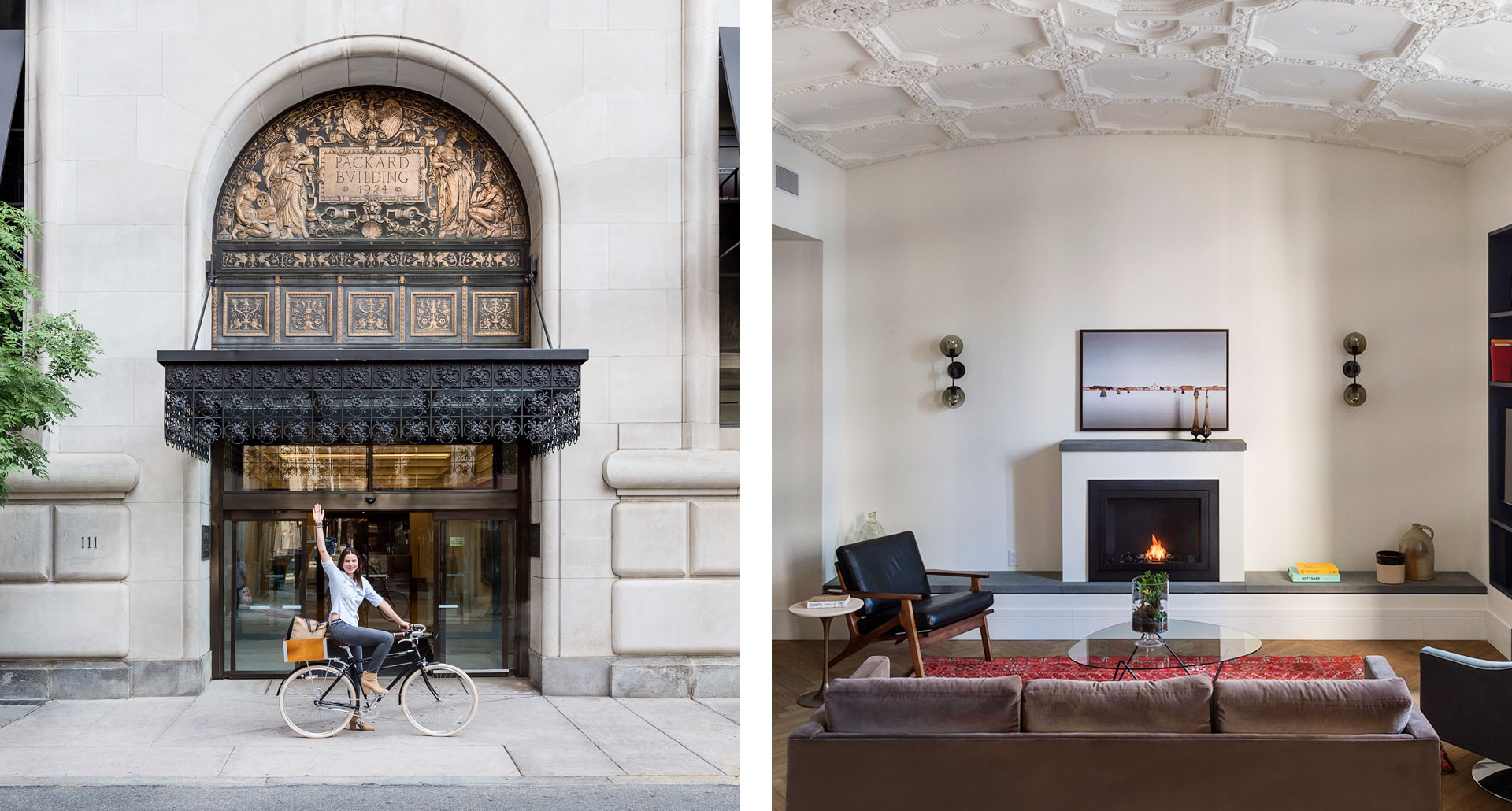 Roost Midtown - boutique hotel in Philadelphia