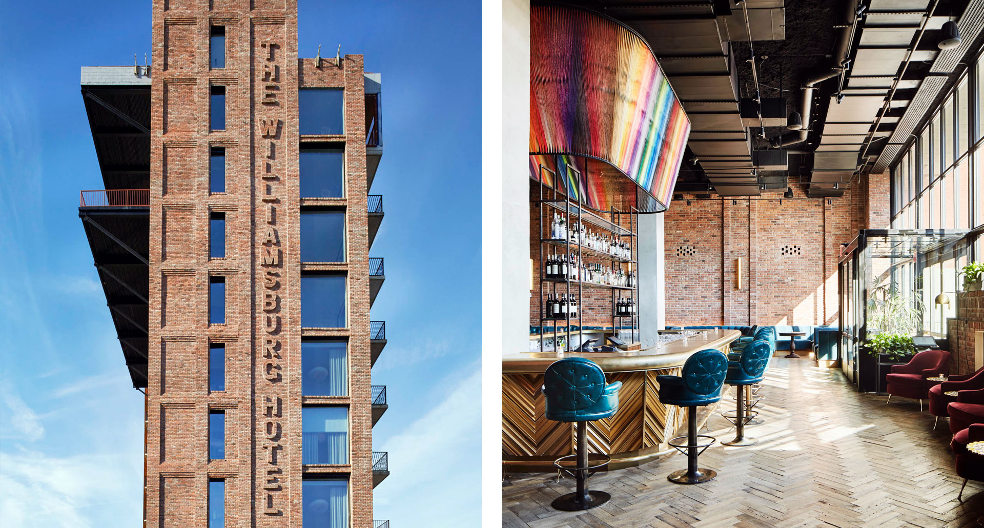 The Williamsburg Hotel - boutique hotel in Brooklyn