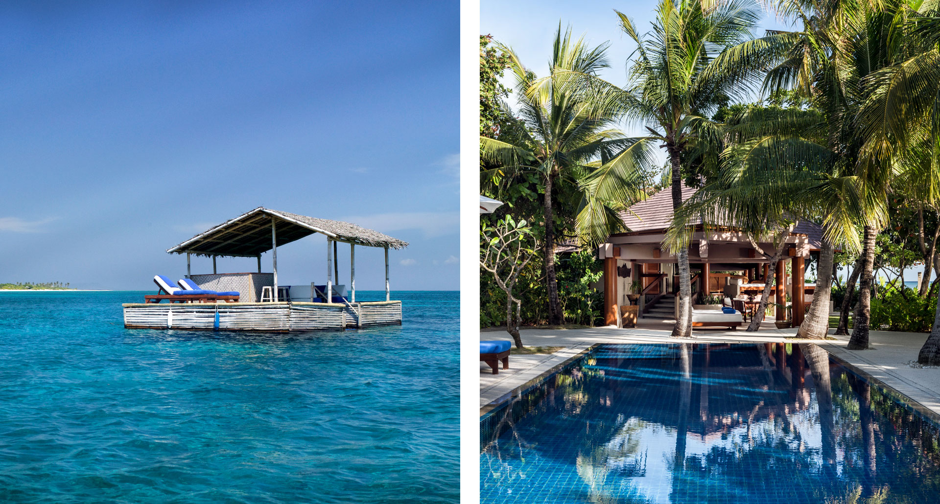 Amanpulo - boutique hotel in pamalican island