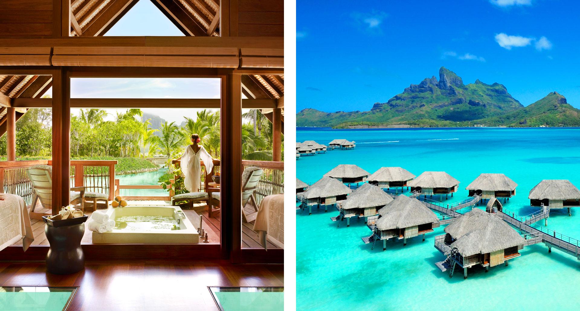 Four Seasons Resort Bora Bora - boutique hotel in Bora Bora