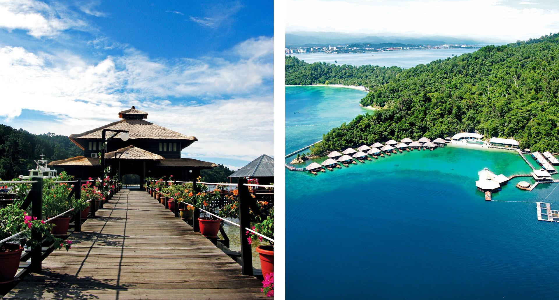 Gayana Eco Resort - boutique hotel in Kota Kinabalu