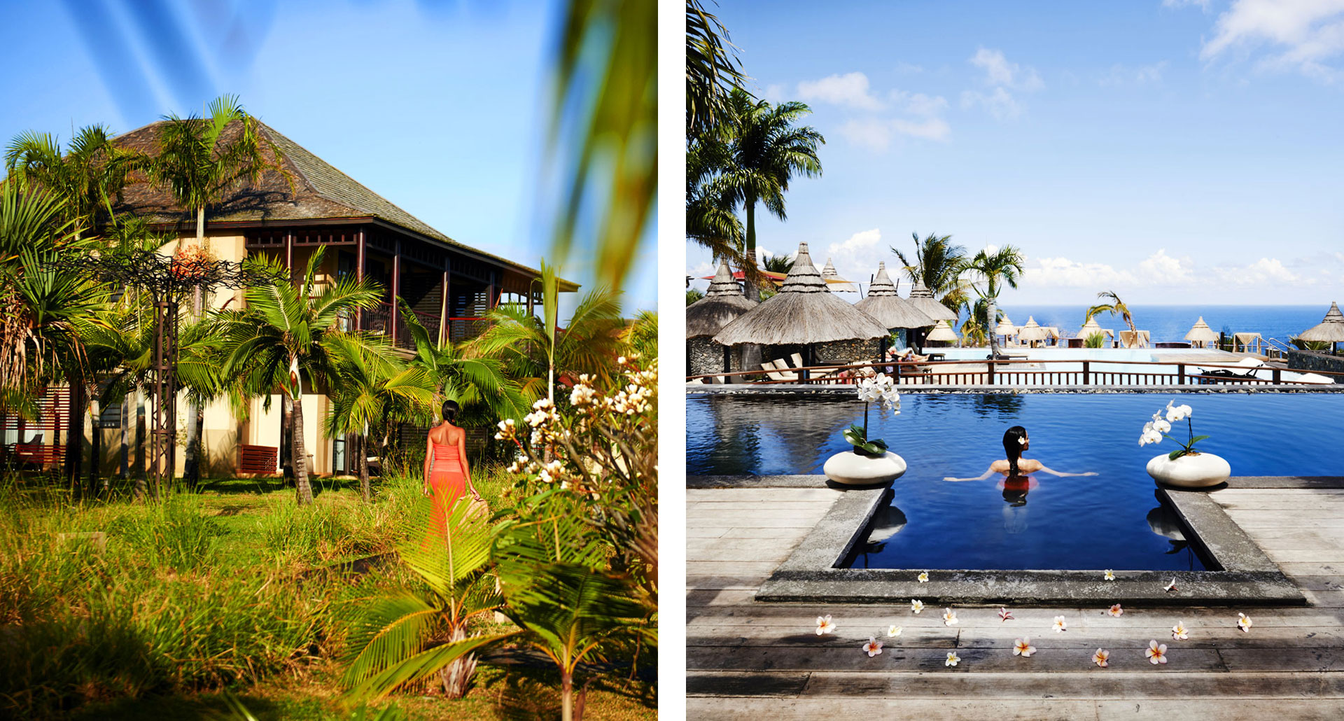 Palm Hotel & Spa - boutique hotel in Reunion