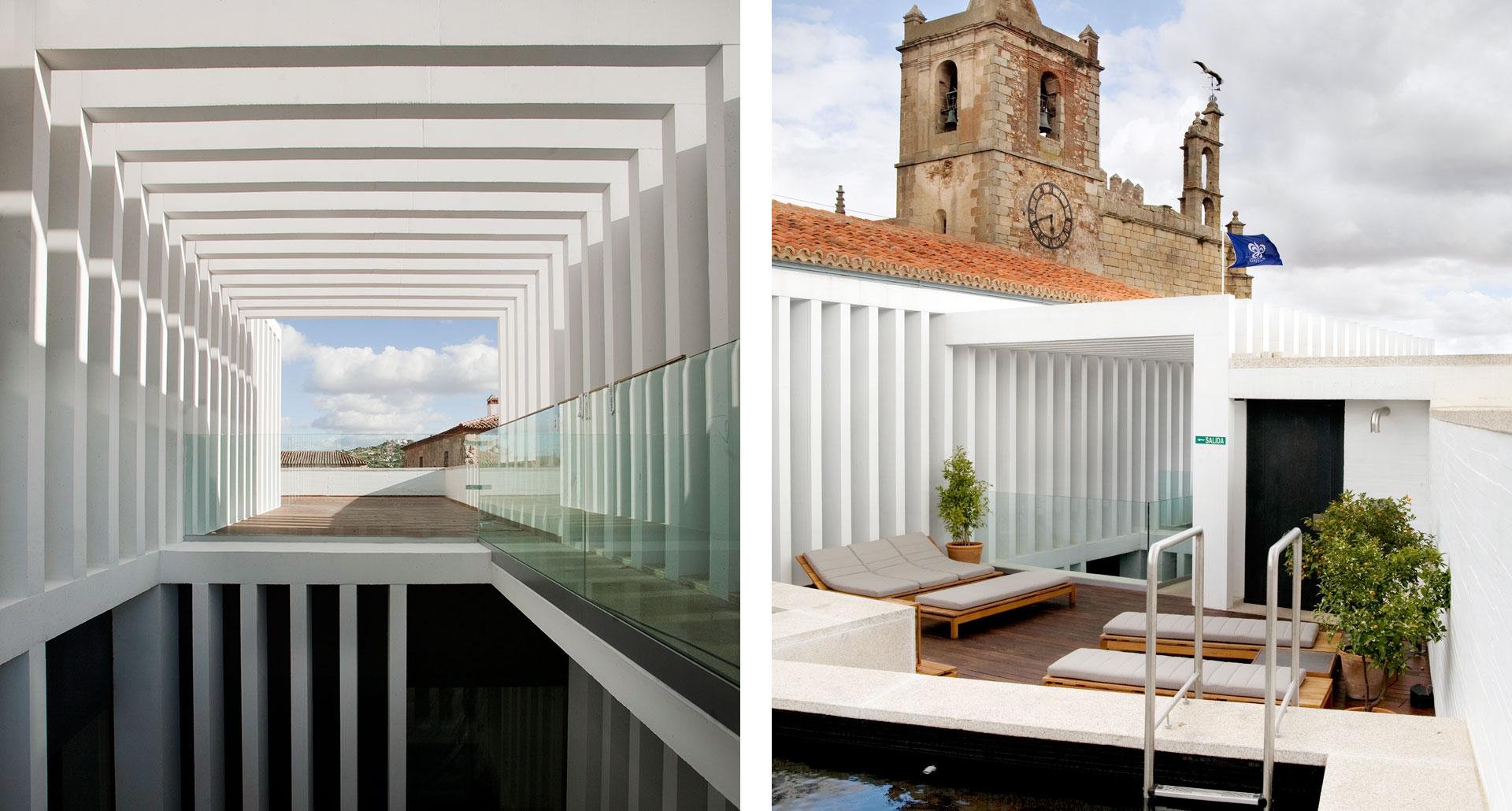Atrio Restaurante Hotel - boutique hotel in Cáceres