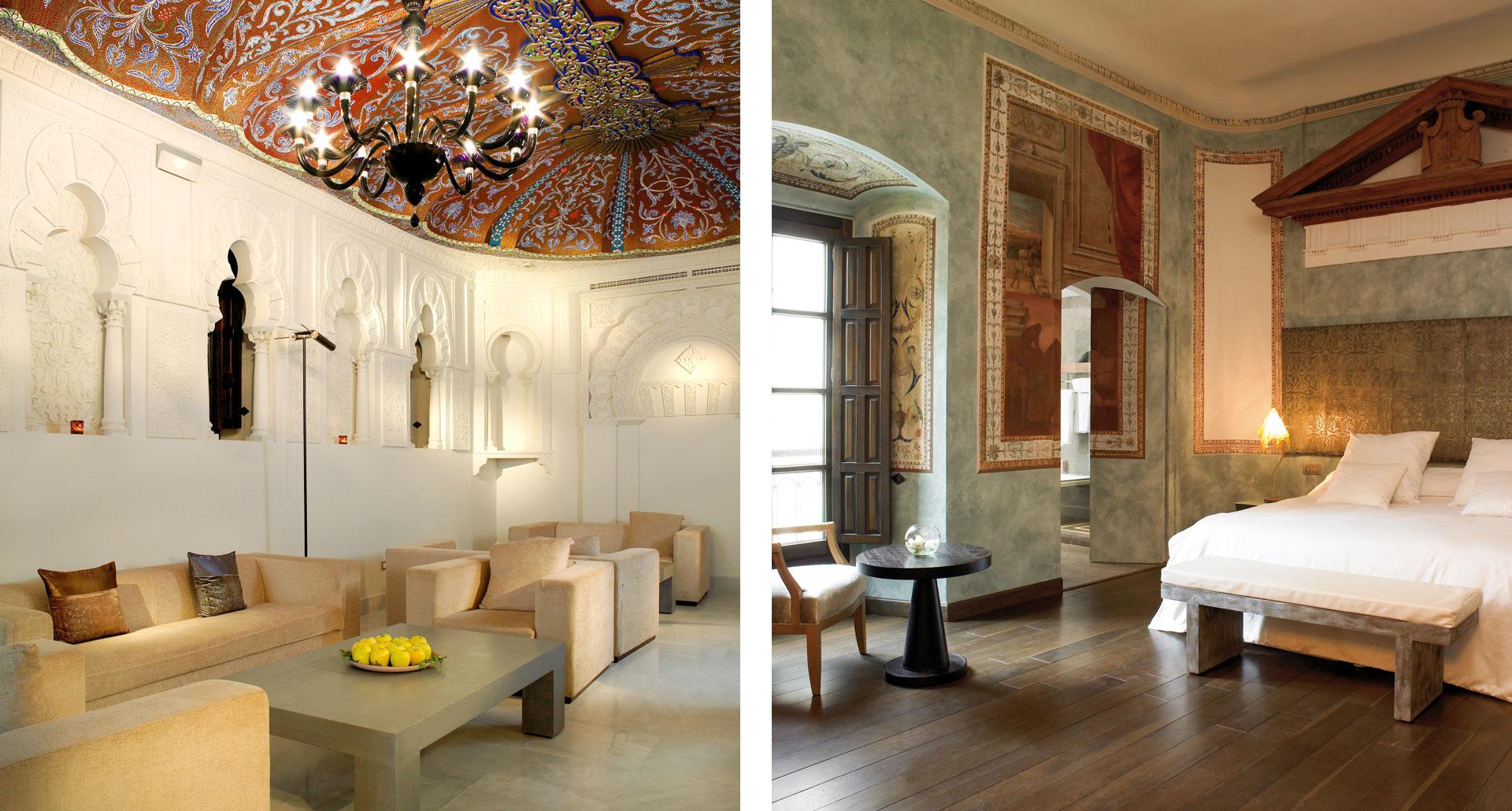 Hospes Palacio del Baílio - boutique hotel in Cordóba