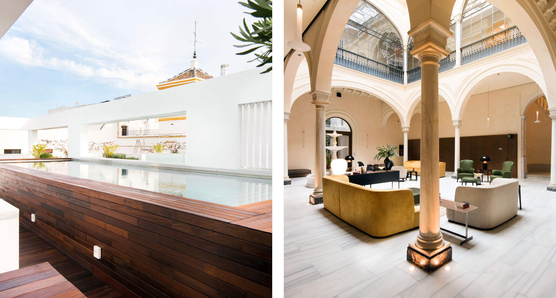 Hotel Mercer Sevilla - boutique hotel in Seville