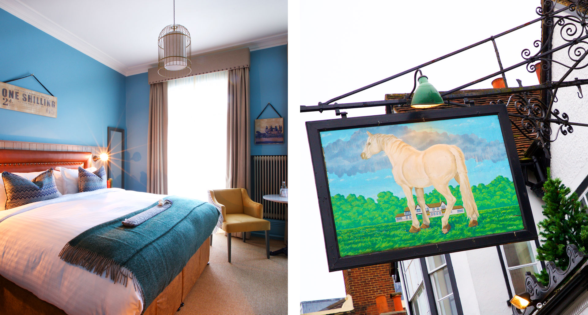 The White Horse - boutique hotel in Dorking