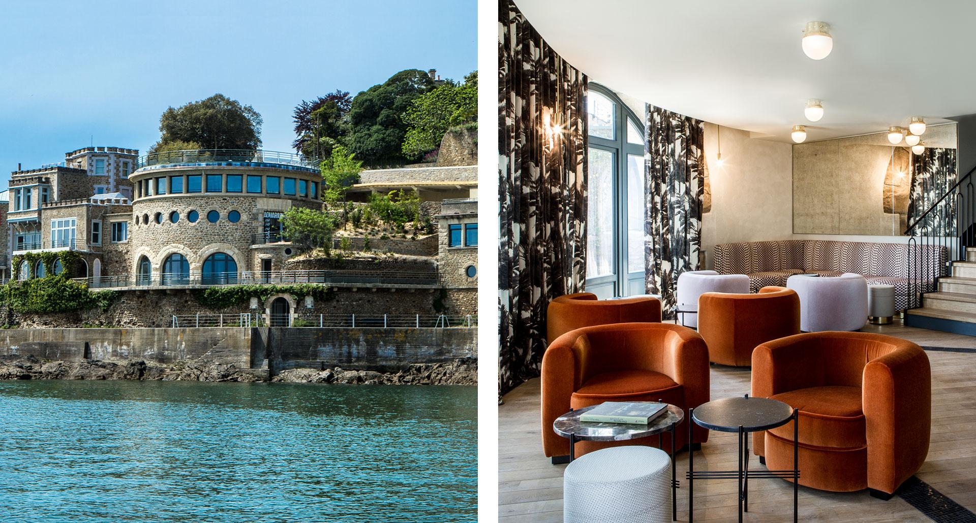 CASTELBRAC DINARD - castle hotel in Dinard, France