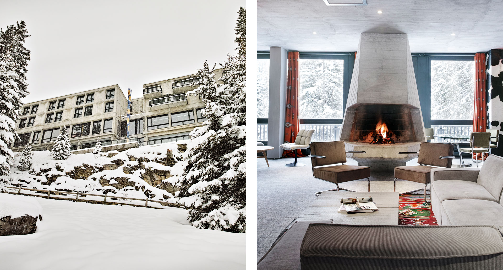 TERMINAL NEIGE TOTEM - boutique hotel in Flaine, France