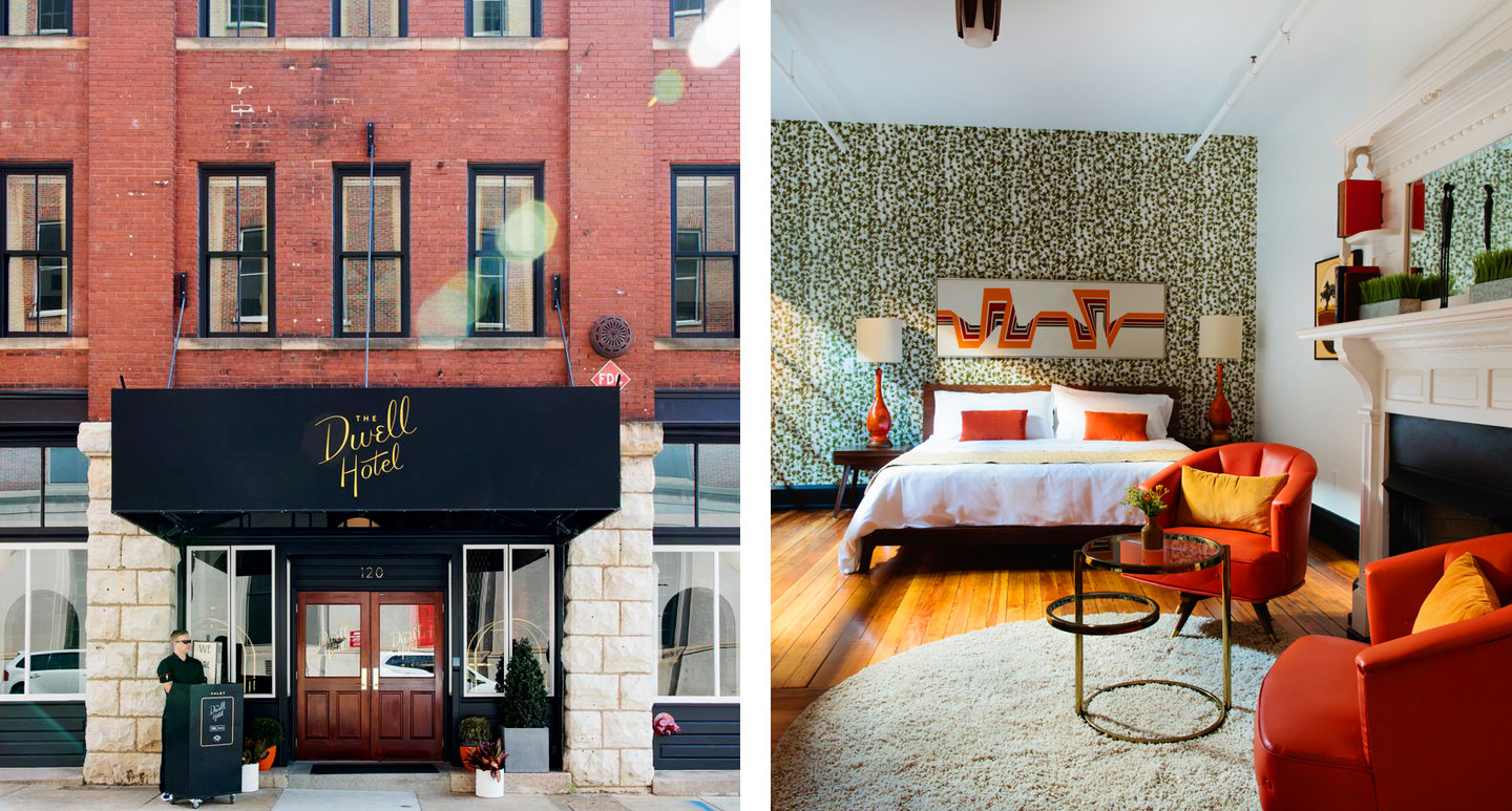 The Dwell Hotel - boutique hotel in Chattanooga