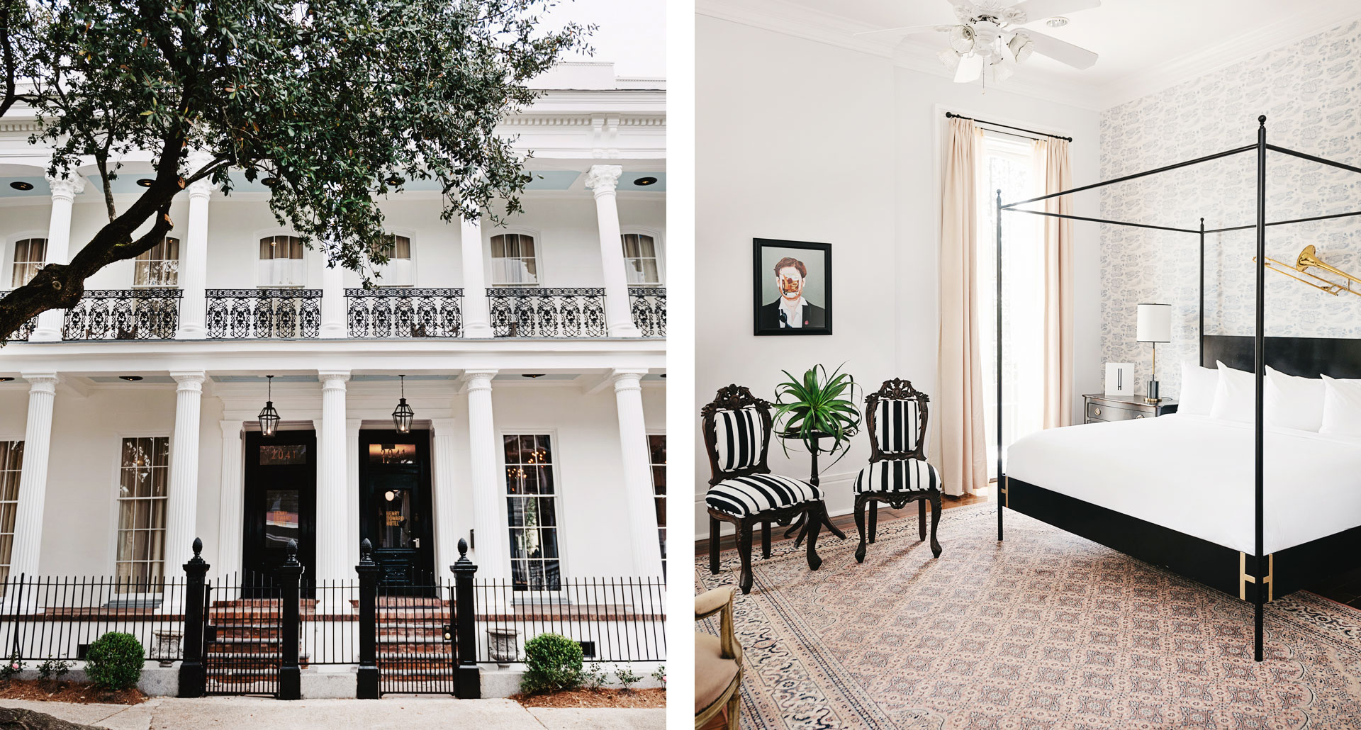 Henry Howard - boutique hotel in New Orleans