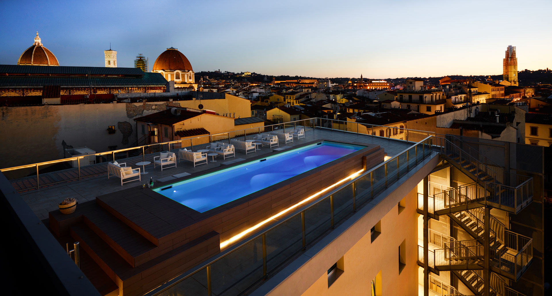 Glance Hotel - boutique hotel in Florence