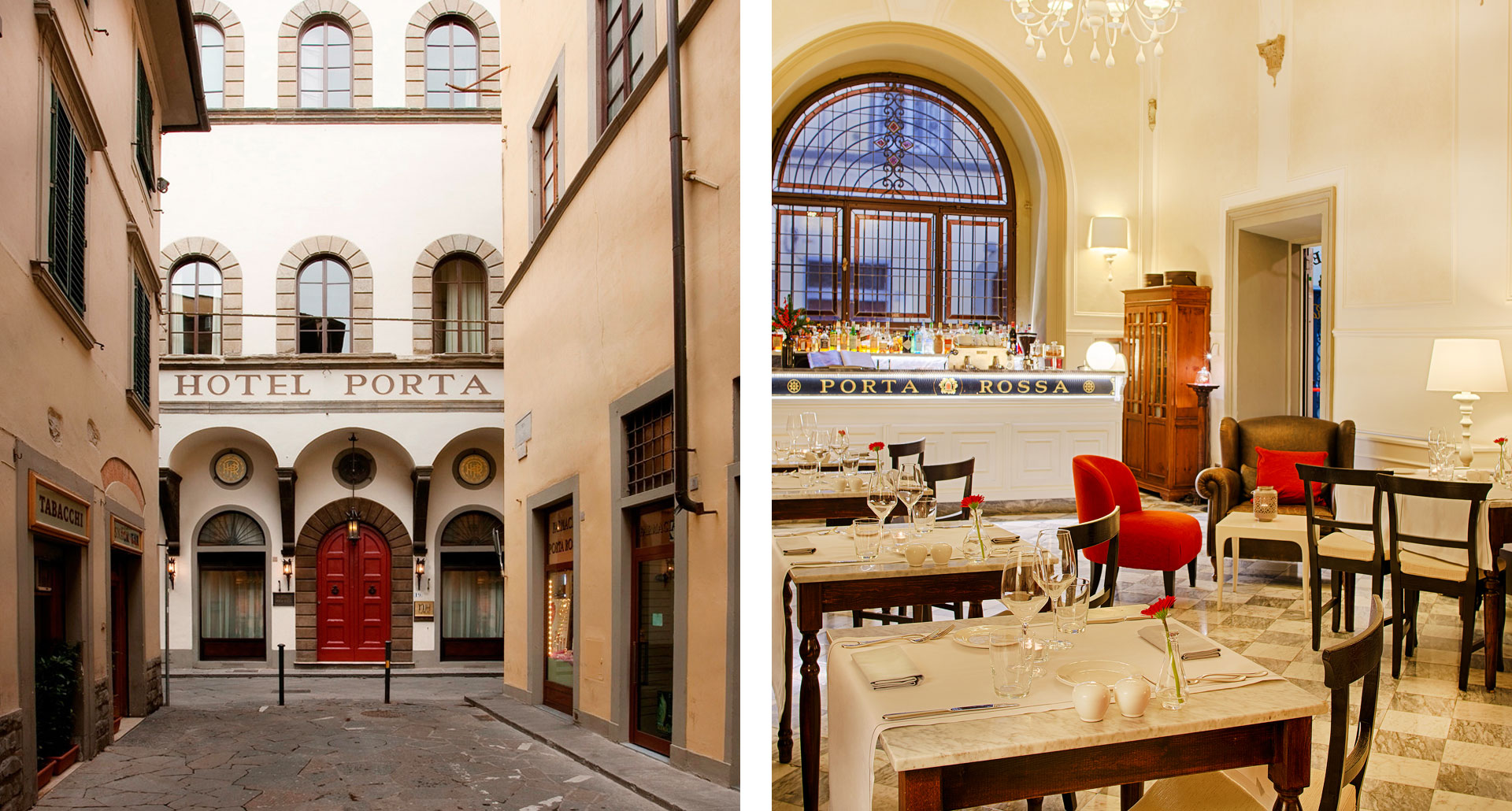 NH Collection Firenze Porte Rossa - boutique hotel in Florence