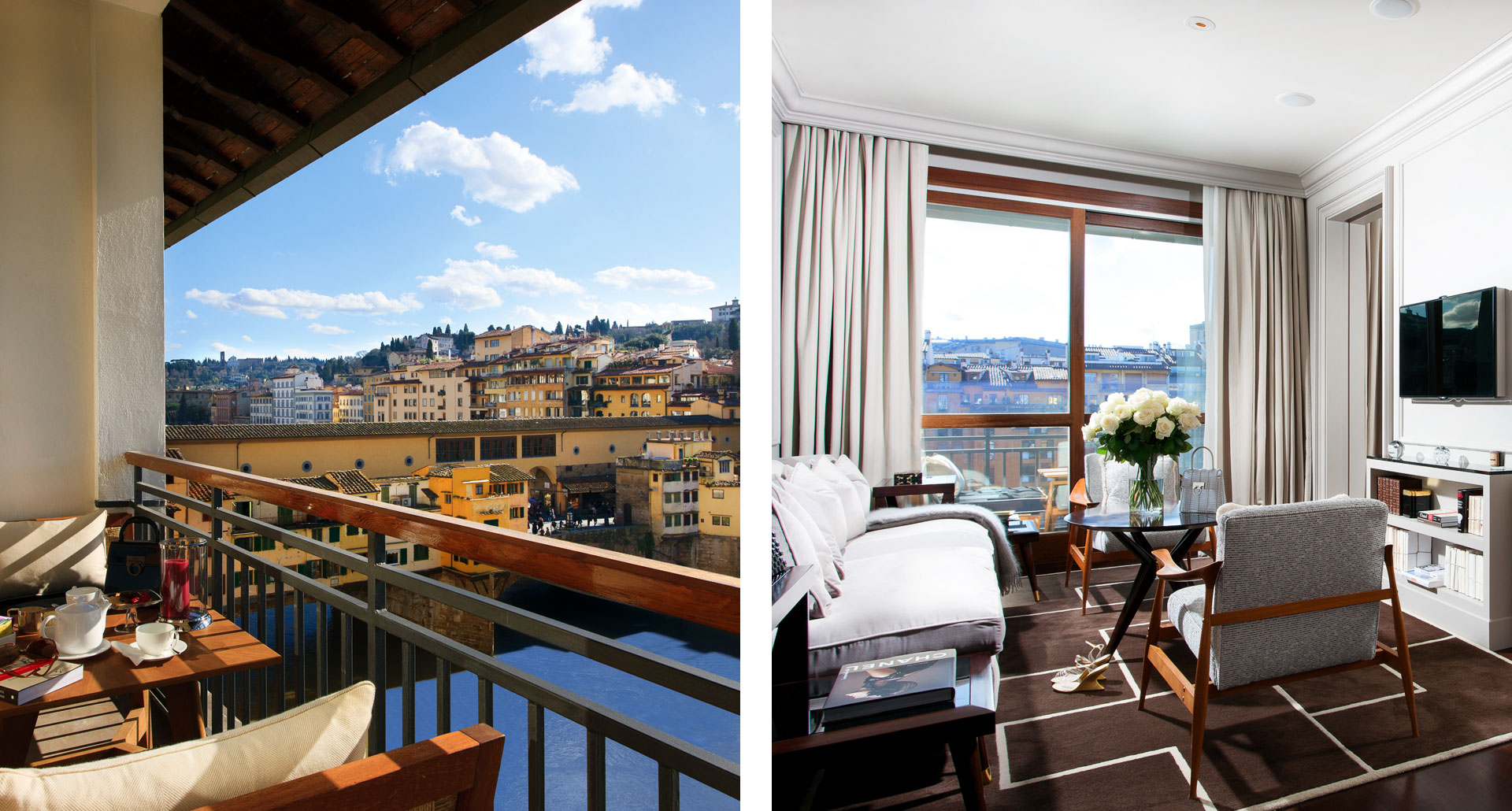 Portrait Firenze - boutique hotel in Florence