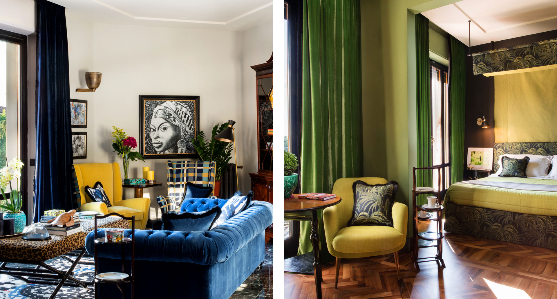 Velona's Jungle Luxury Suites - boutique hotel in Florence