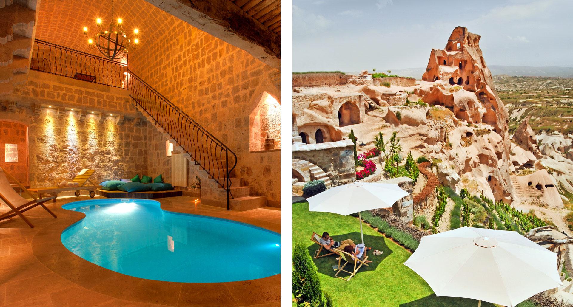 Argos - boutique hotel in Cappadocia