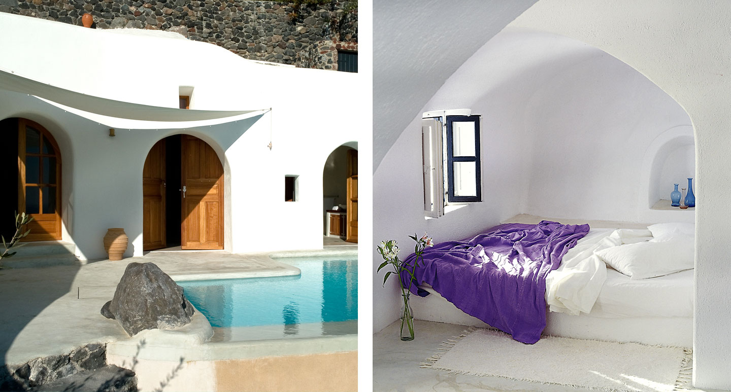 Perivolas Traditional Houses - boutique hotel in Santorini