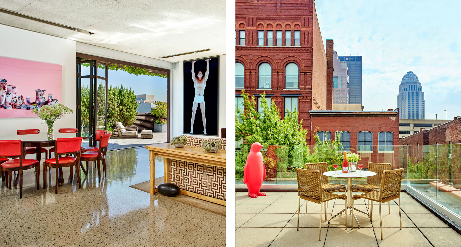 21c Museum Hotel Louisville - boutique hotel in Louisville