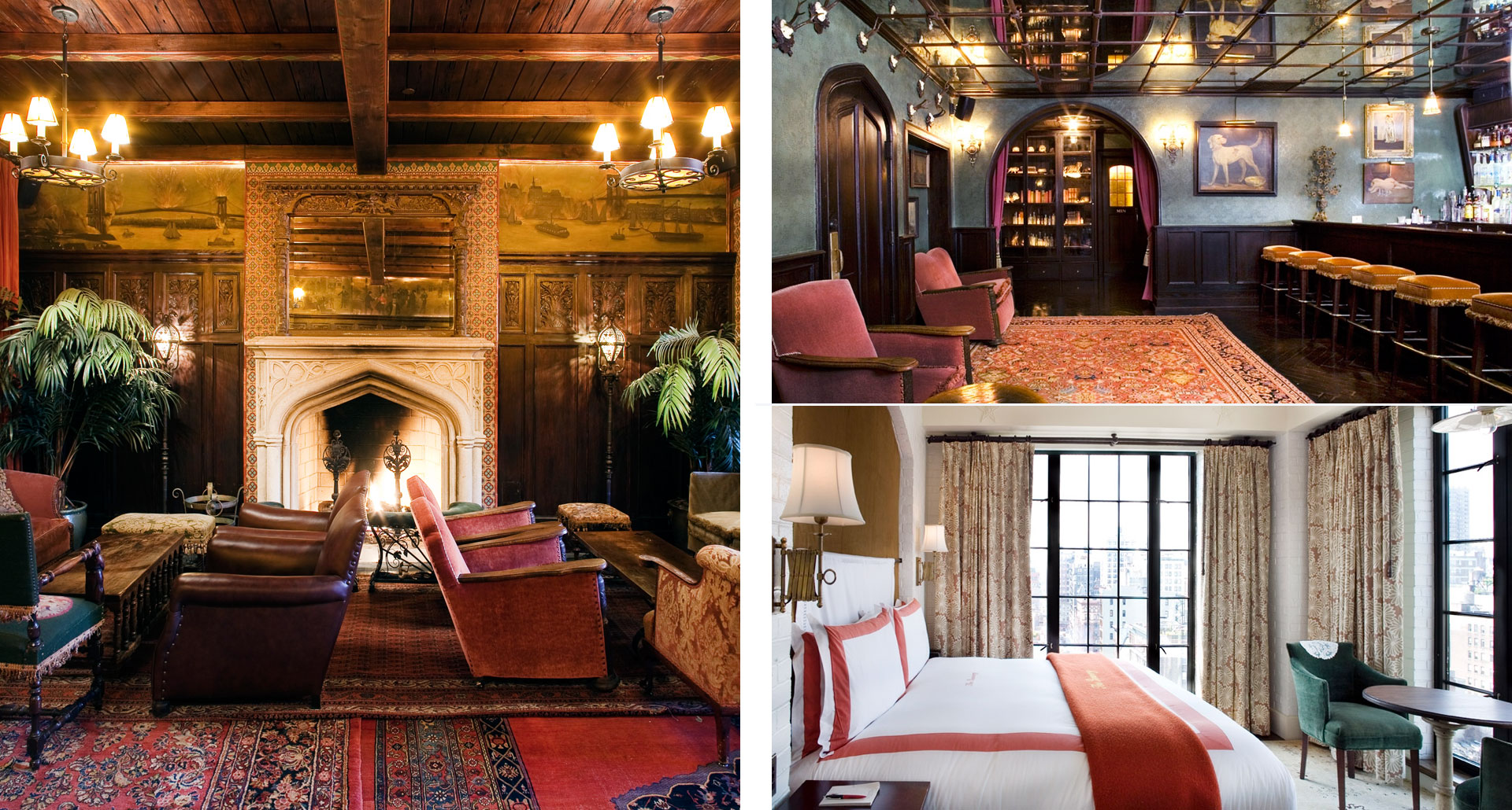 The Bowery - boutique hotel in New York