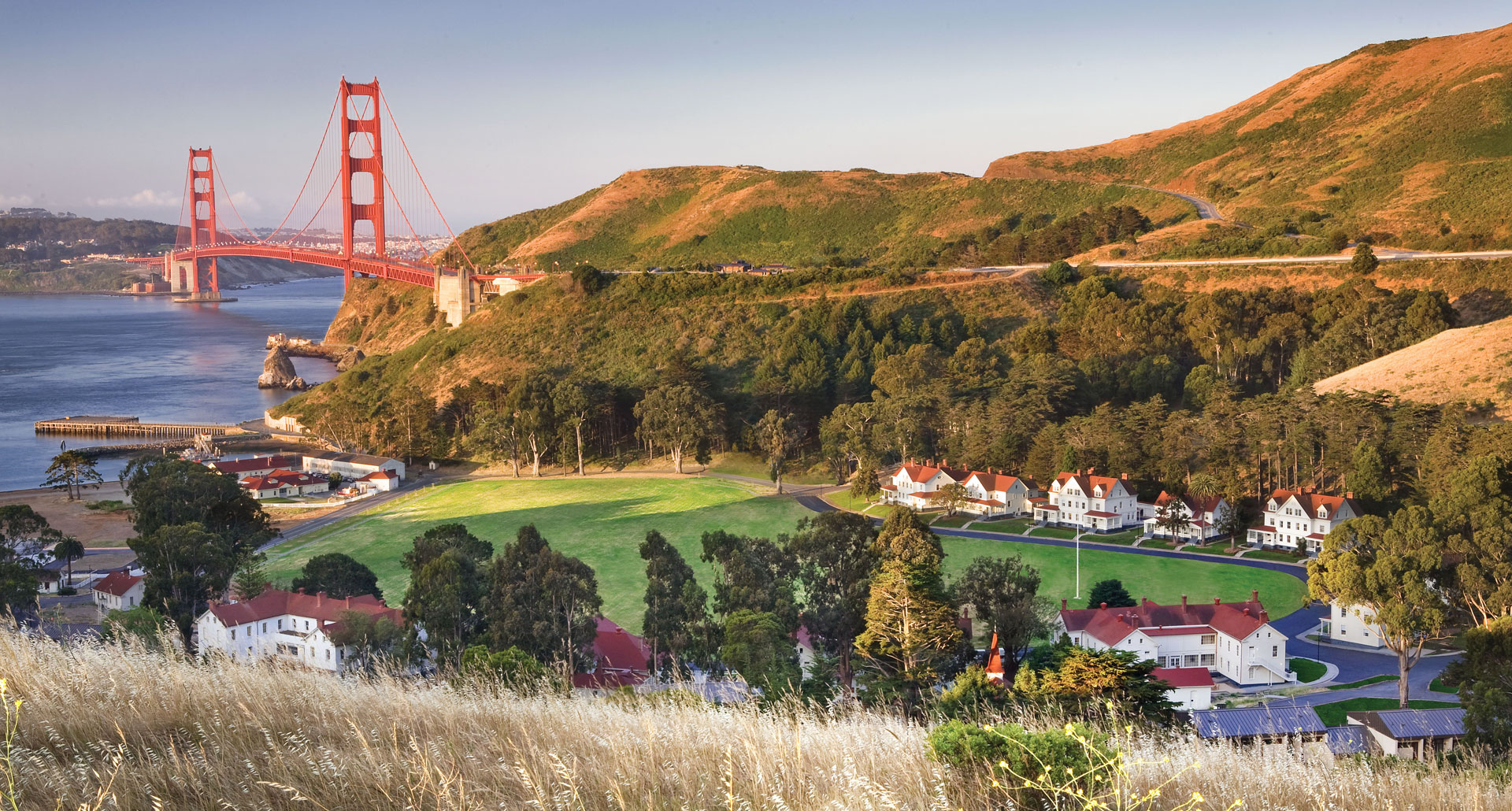 Cavallo Point Lodge - boutique hotel in san Francisco