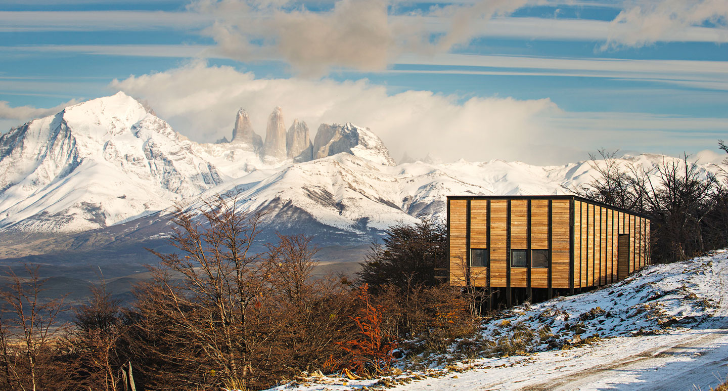 Awasi Patagonia - boutique hotel in Torres del Paine