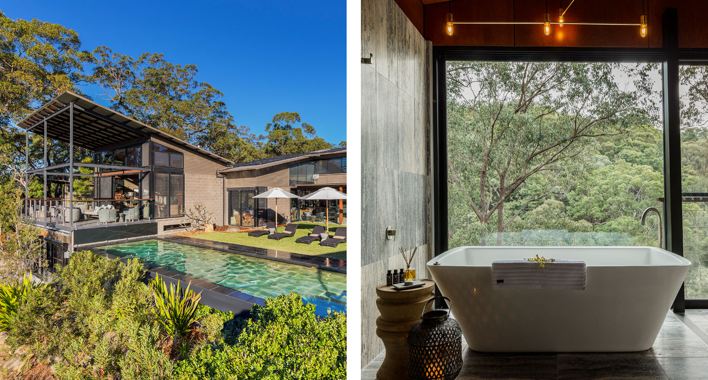 Spicers Sangoma Retreat - boutique hotel in Blue Mountains