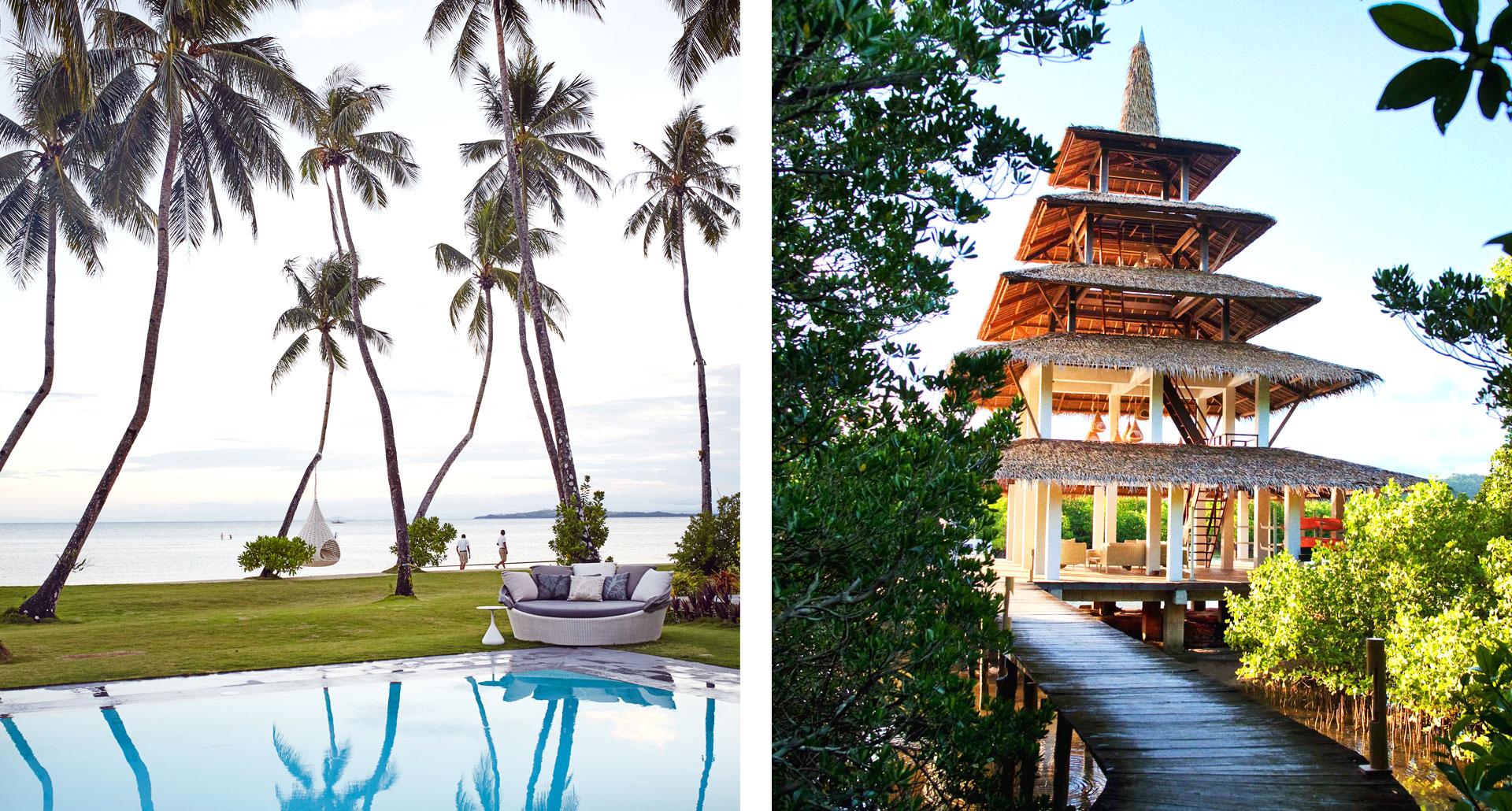 Dedon Island Resort - boutique hotel in General Luna