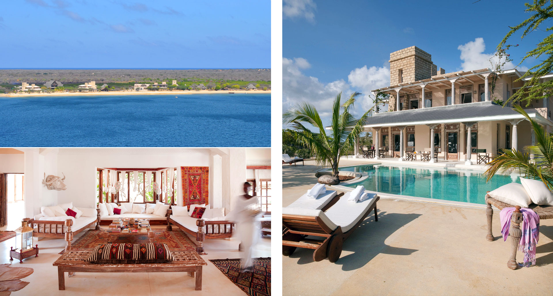 The Majlis Resort - boutique hotel in Lamu