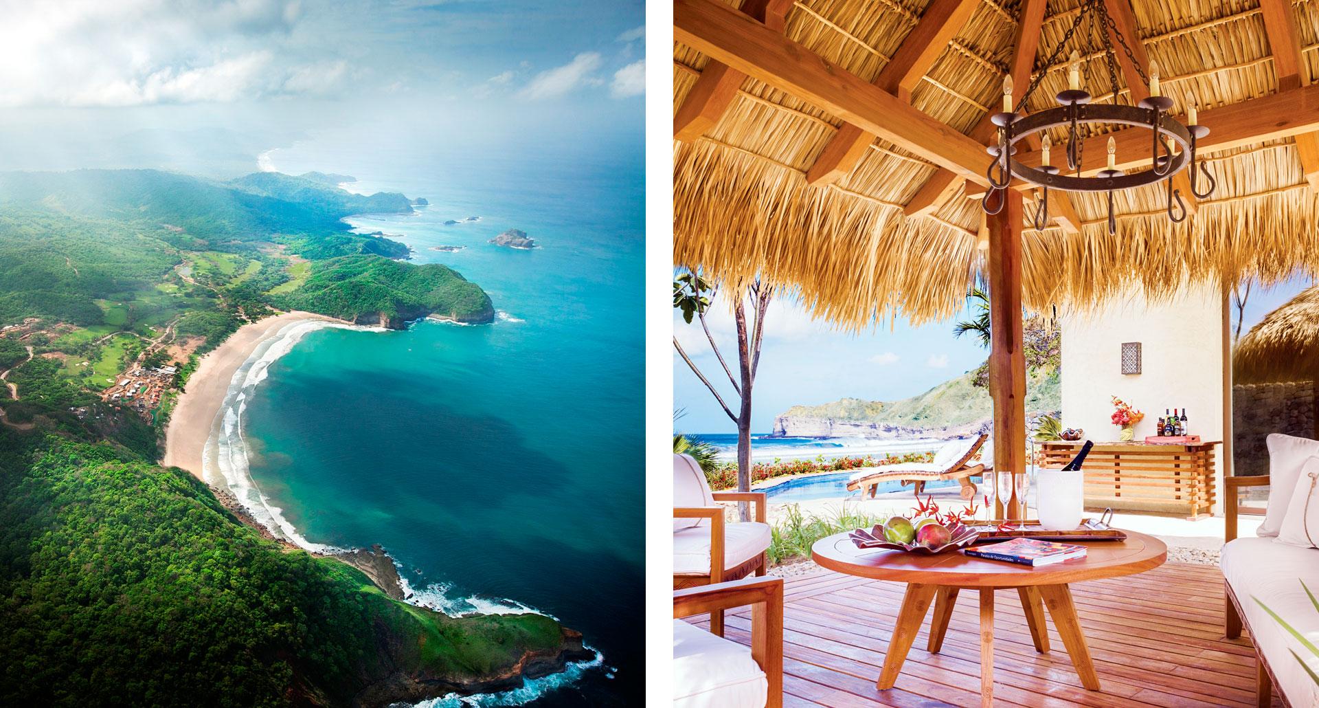 Mukul Resort & Spa - boutique hotel in Rivas