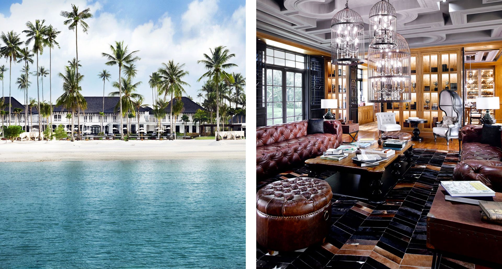 The Sanchaya - boutique hotel in Bintan