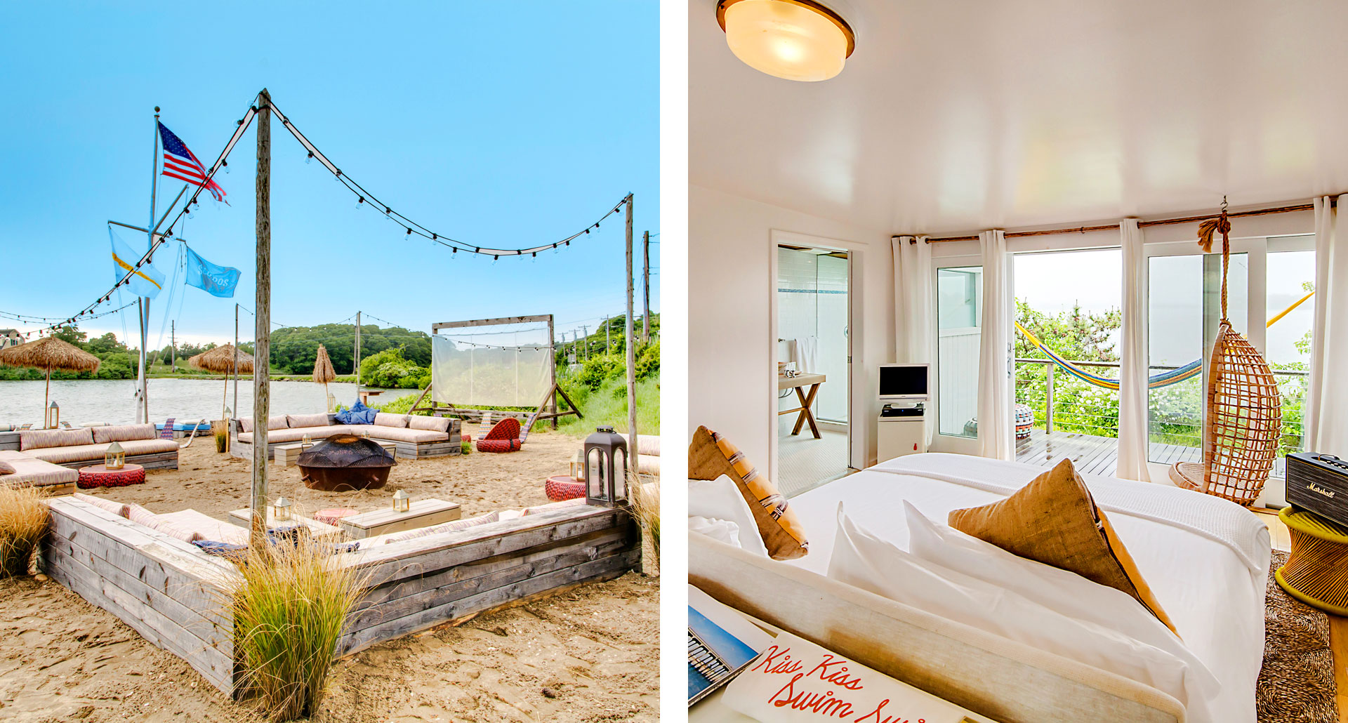 The Surf Lodge - boutique hotel in Montauk