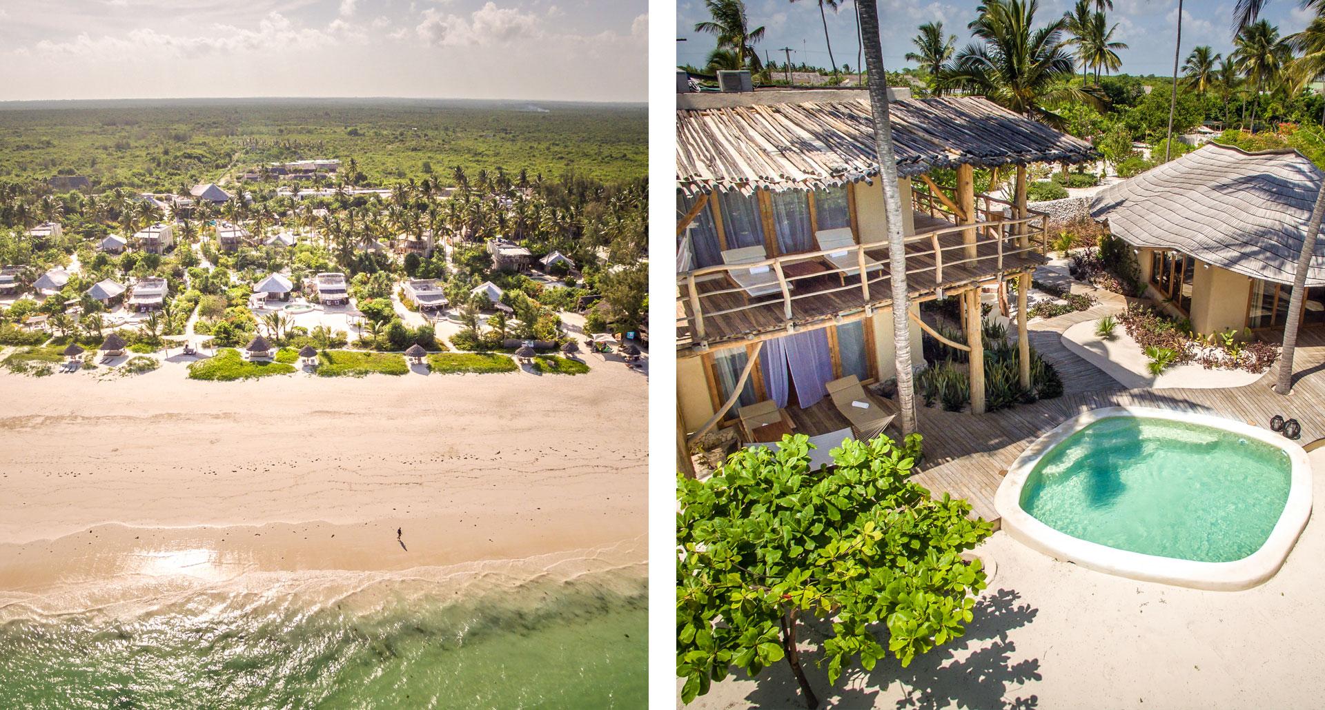 Zanzibar White Sand Luxury Villas & Spa - boutique hotel in Zanzibar
