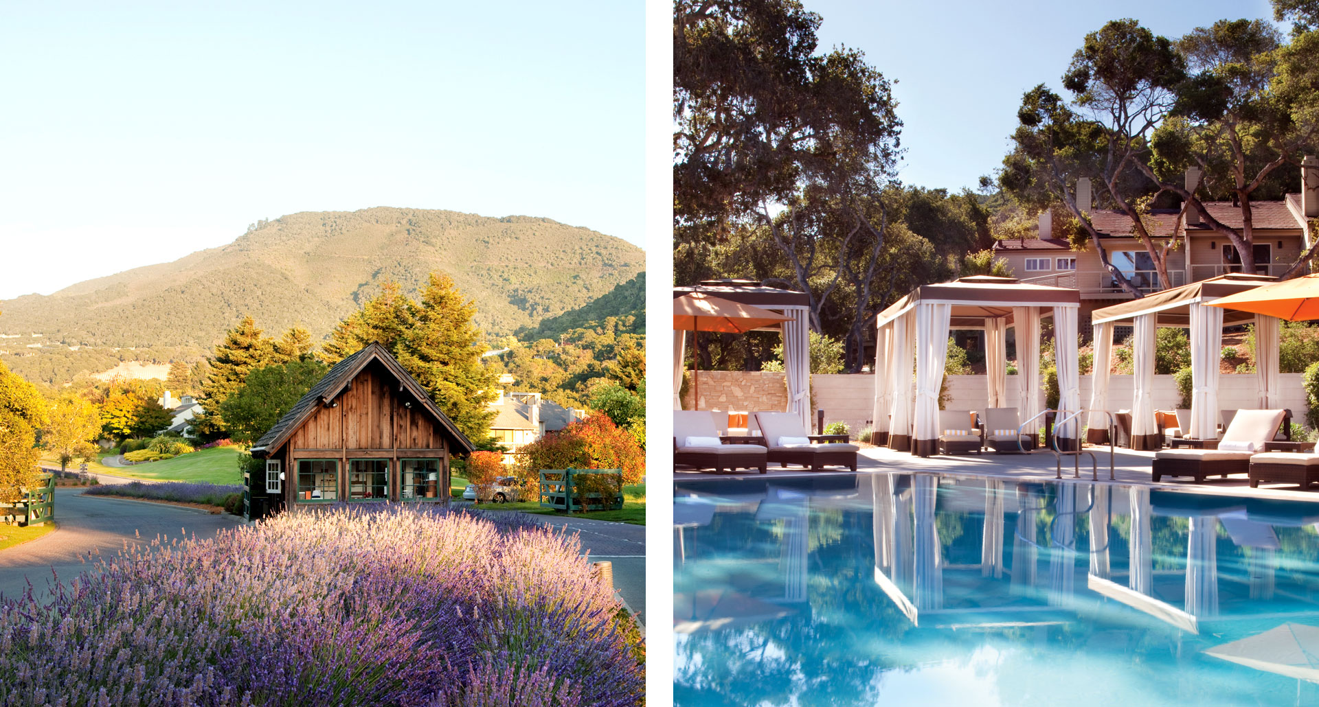 Carmel Valley Ranch - boutique hotel in Monterey
