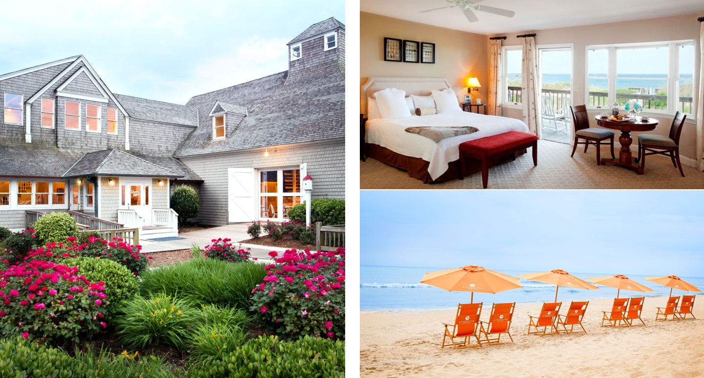 Sanderling Resort - boutique hotel in Duck