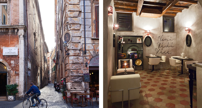 Casa de'Coronari - boutique hotel in Rome