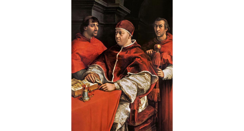 Portrait of Leo X,
