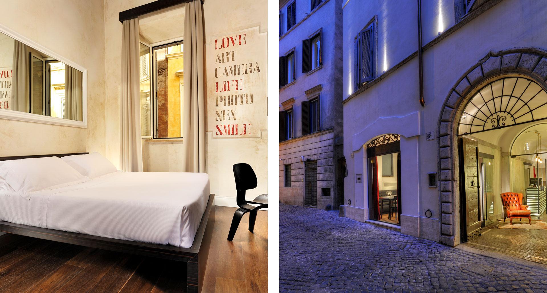 Relais Orso - boutique hotel in Rome
