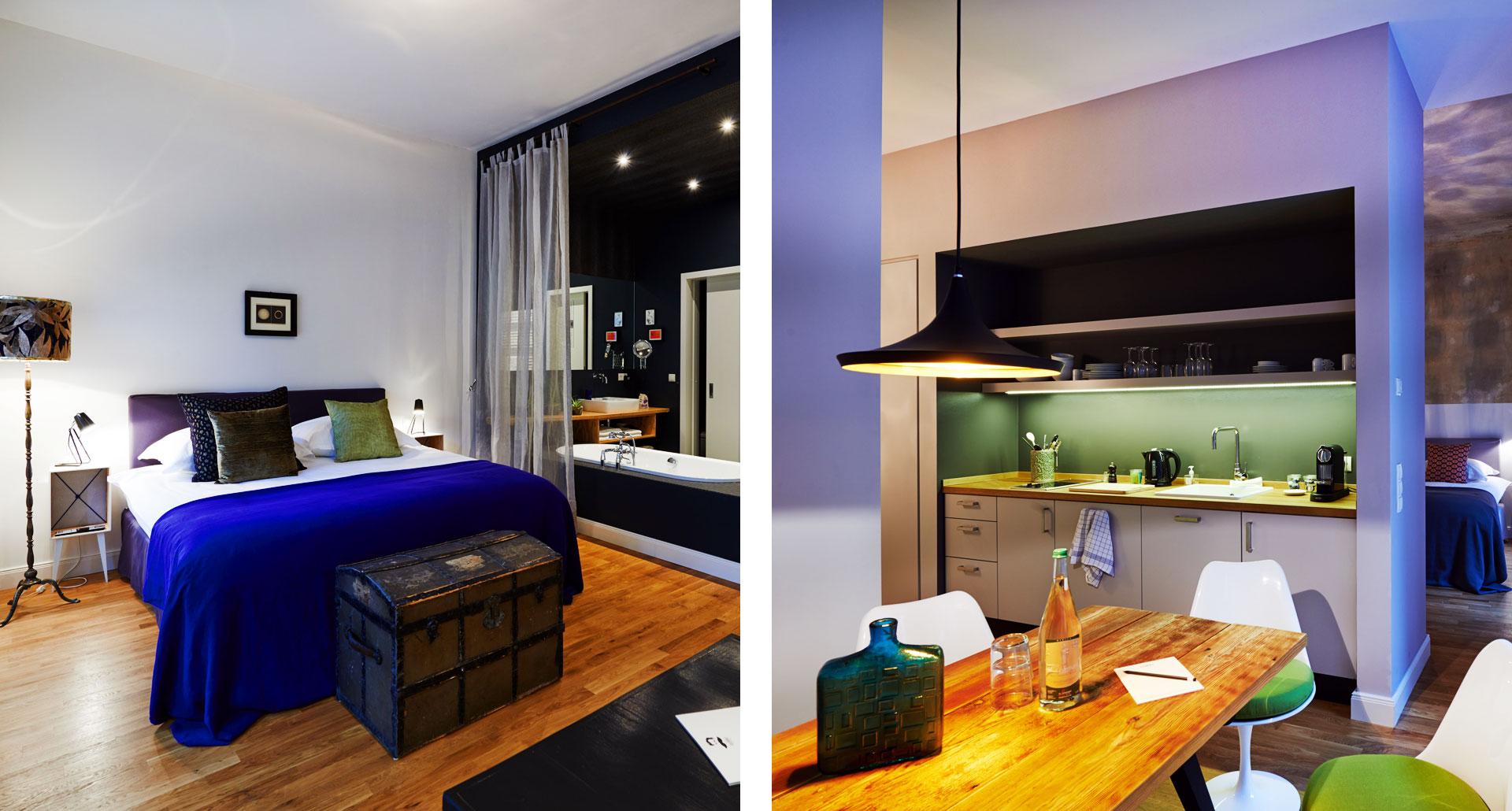 Gorki Apartments - boutique hotel in Berlin