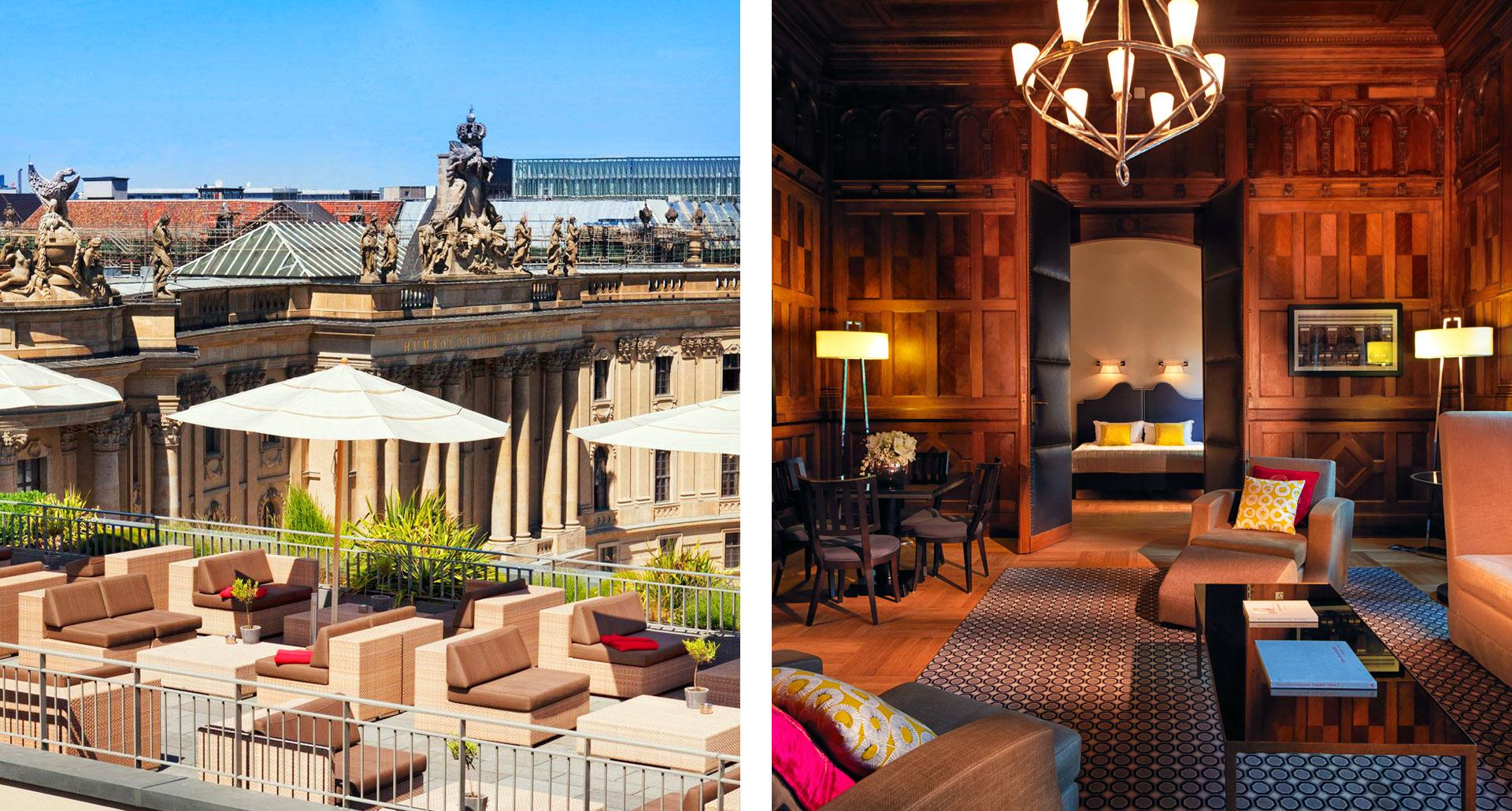 Hotel De Rome - boutique hotel in Berlin