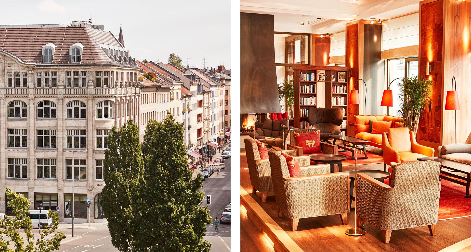 Hotel Orania.Berlin - boutique hotel in Berlin