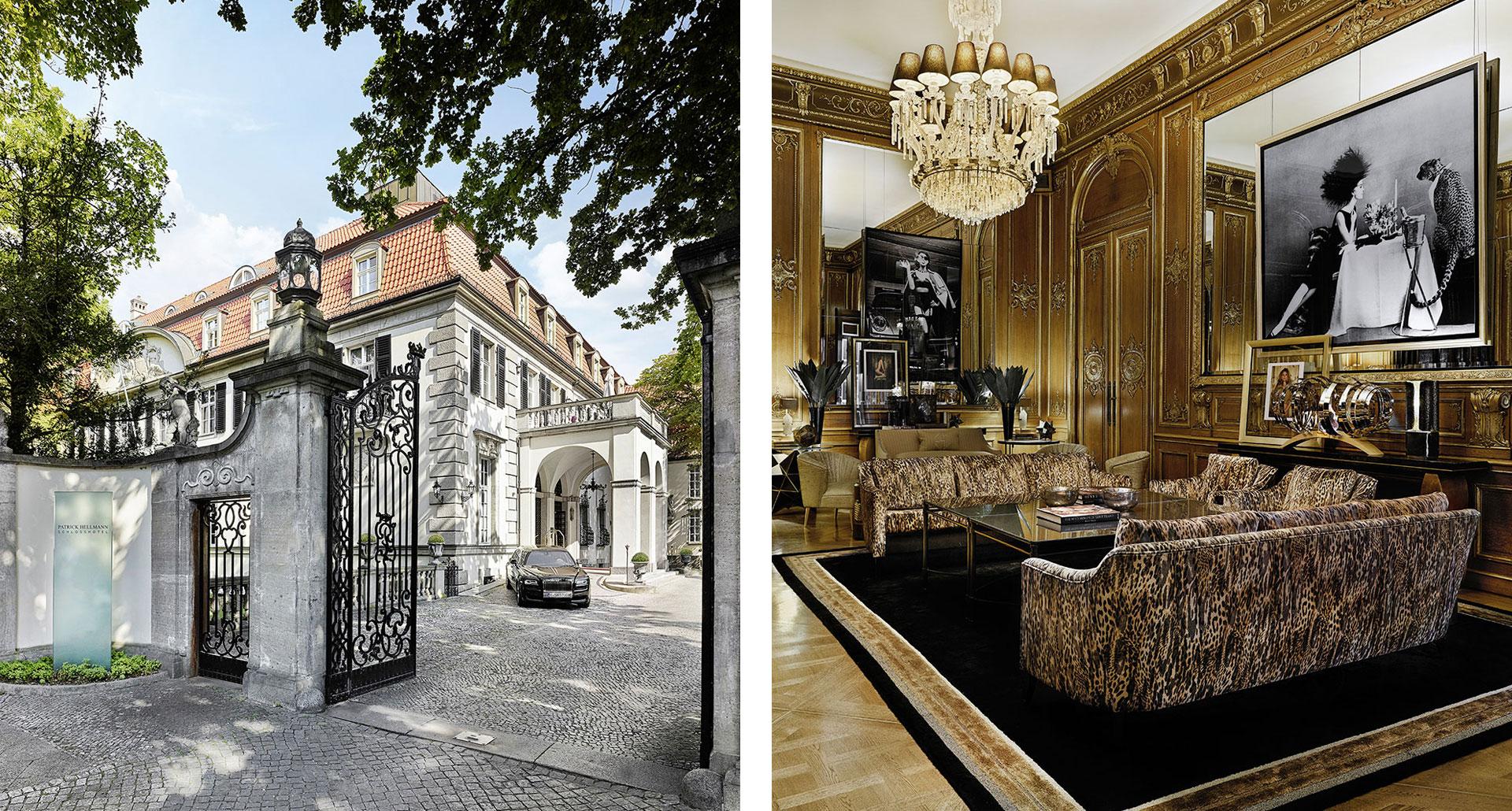 Patrick Hellmann Schlosshotel - boutique hotel in Berlin