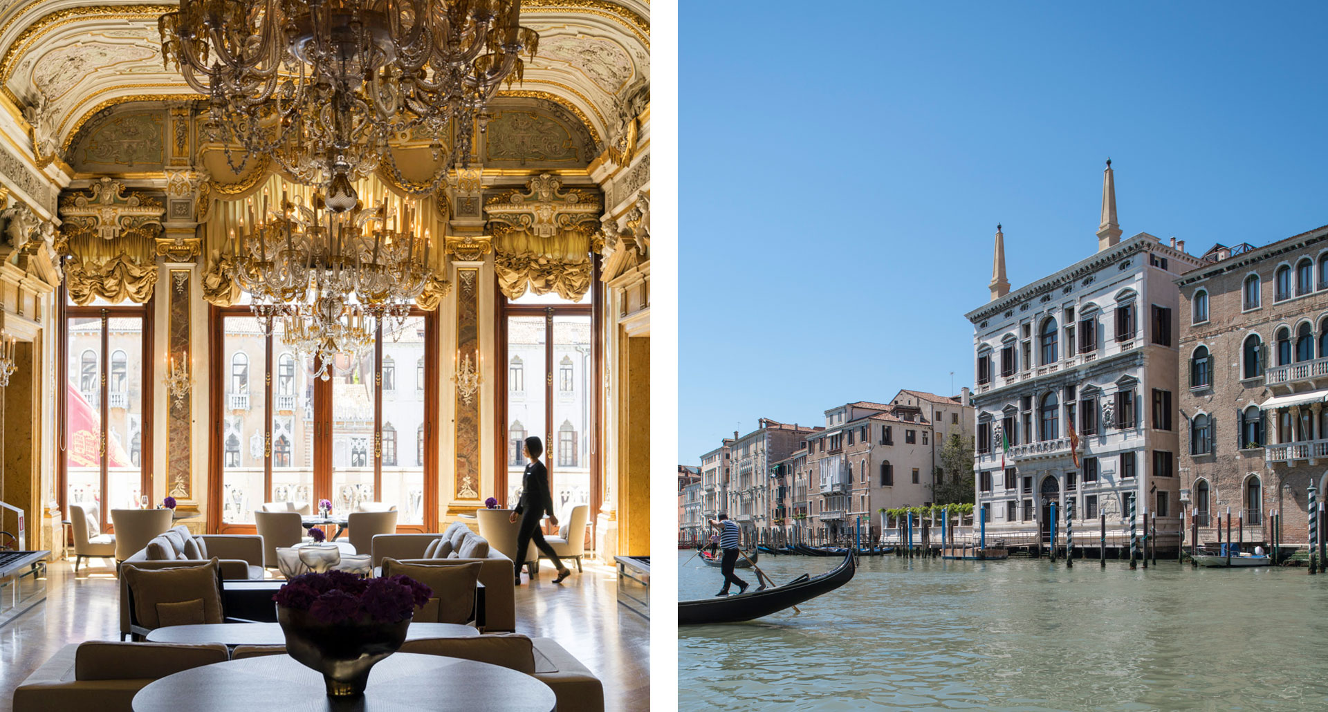 Aman Venice - boutique hotel in Venice