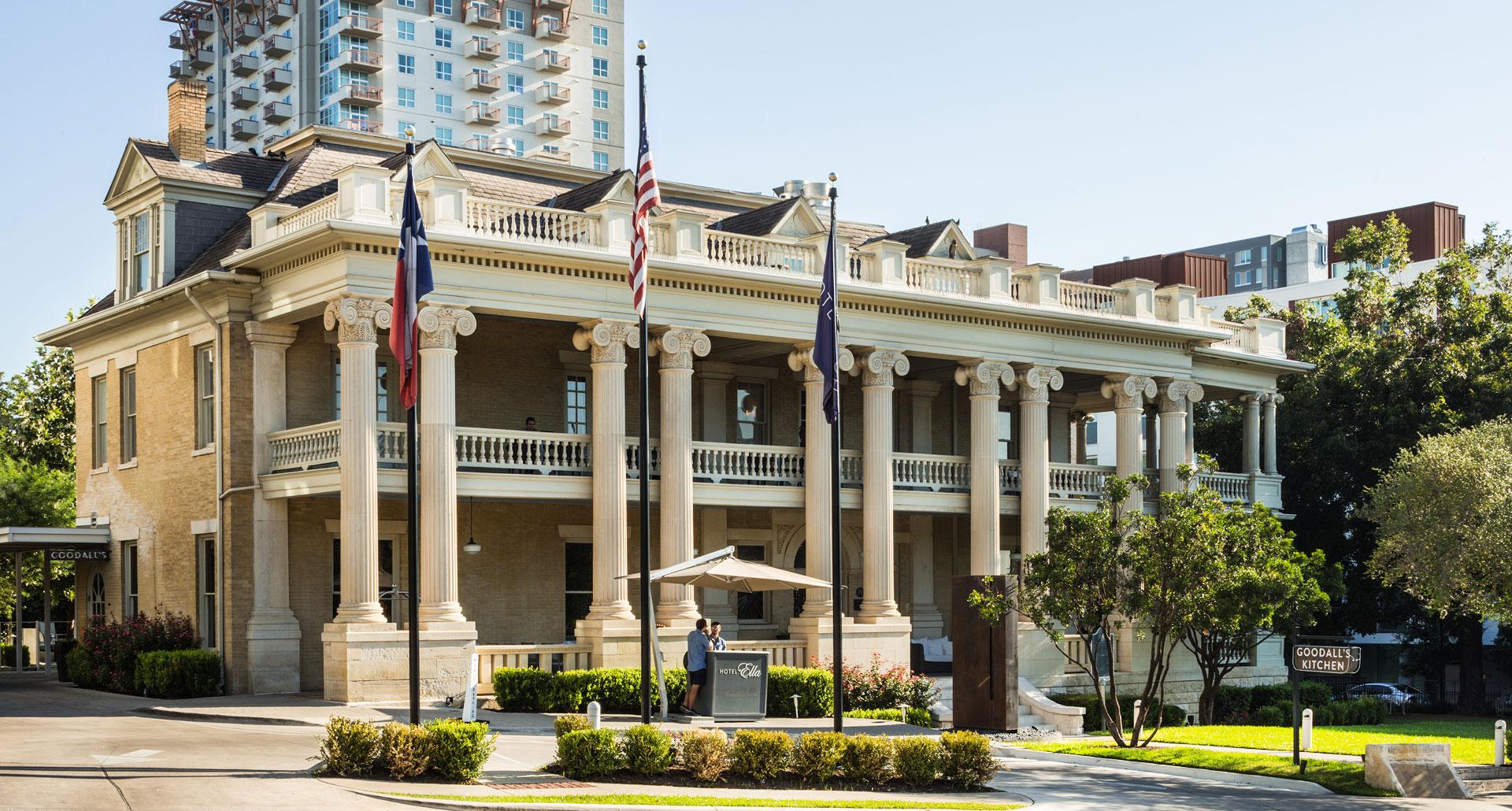 Hotel Ella - boutique hotel in Austin