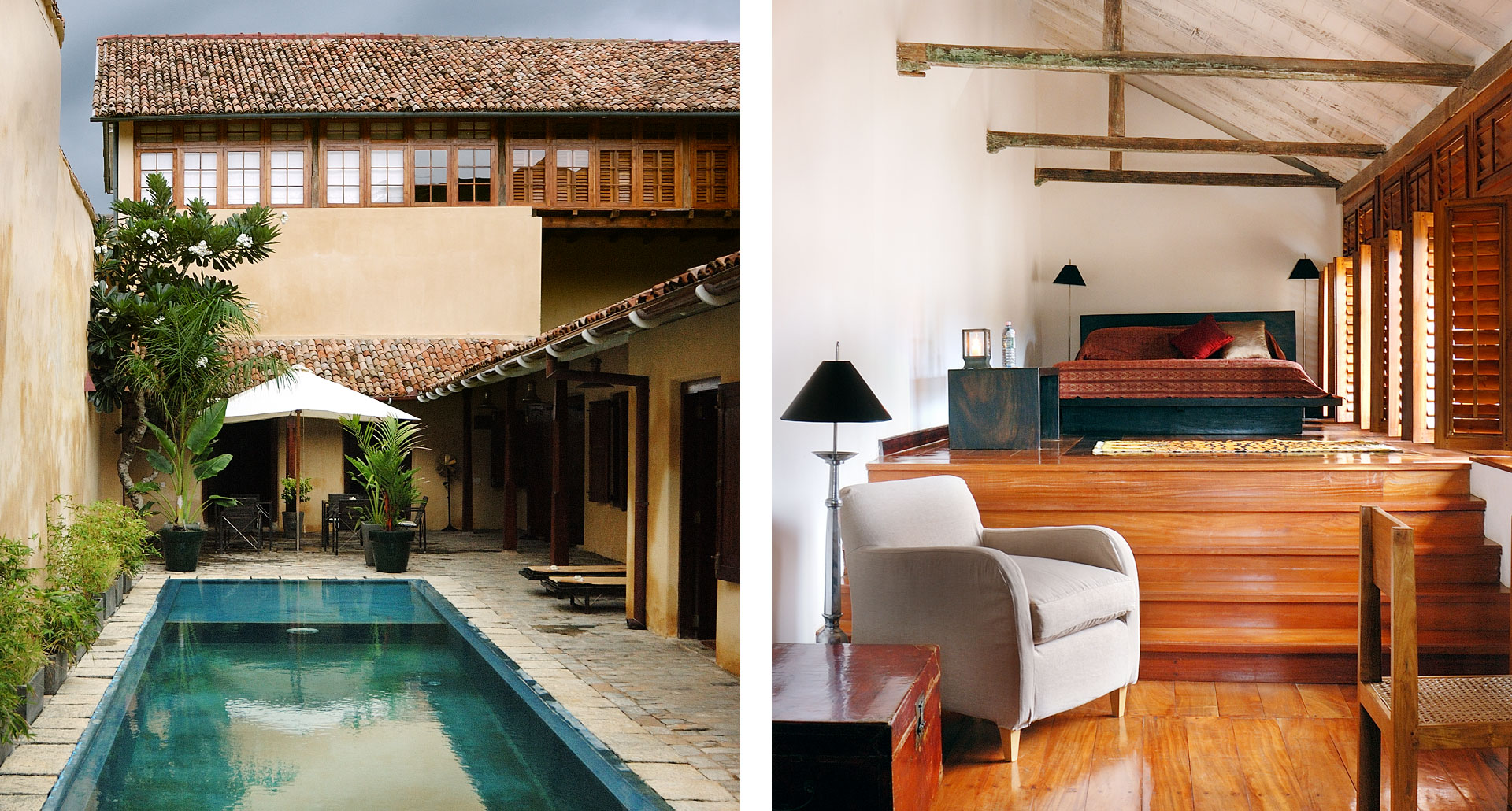 The Fort Printers - boutique hotel in Galle