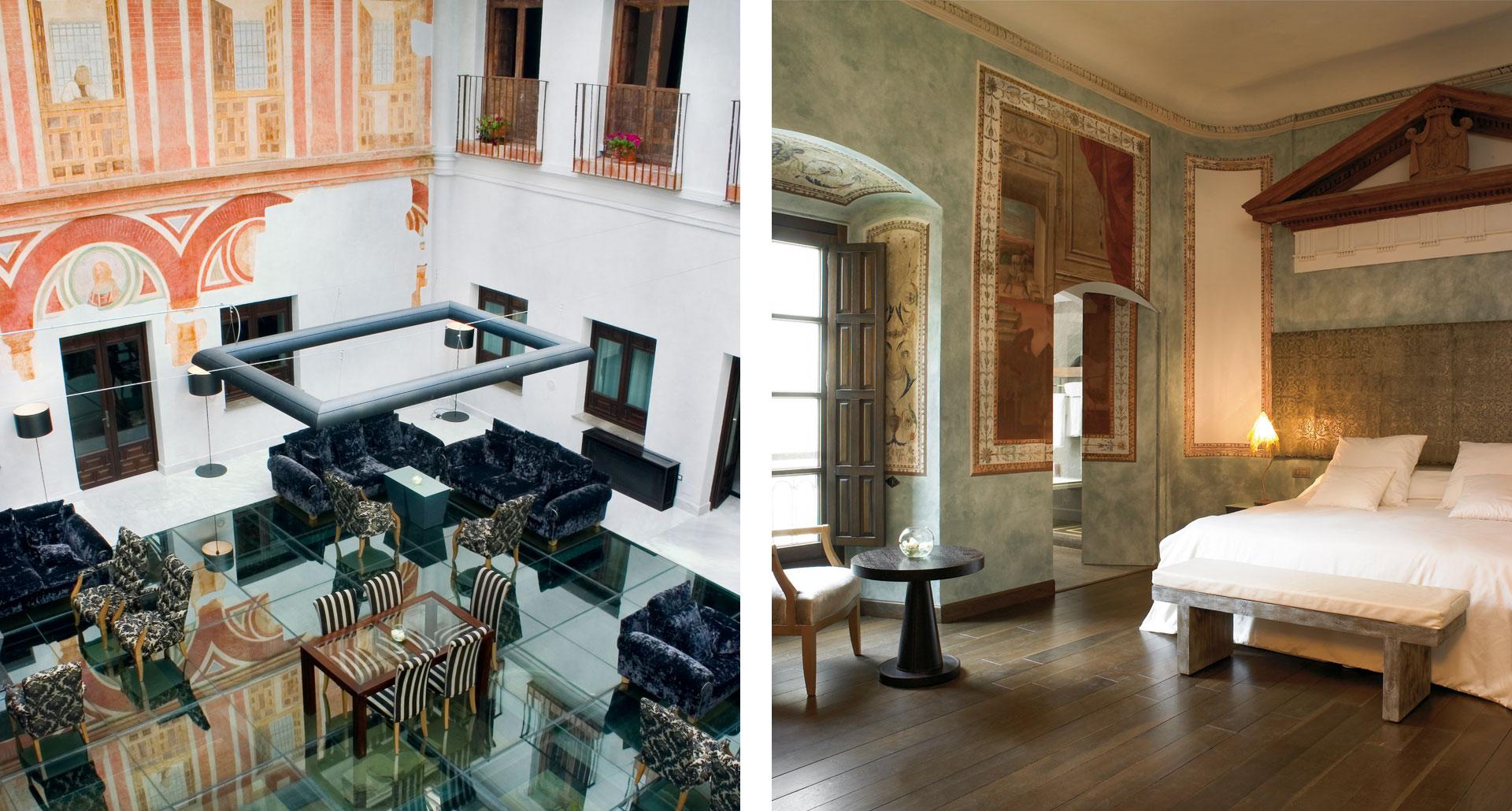 Hospes Palacio del Baílio - boutique hotel in Córdoba