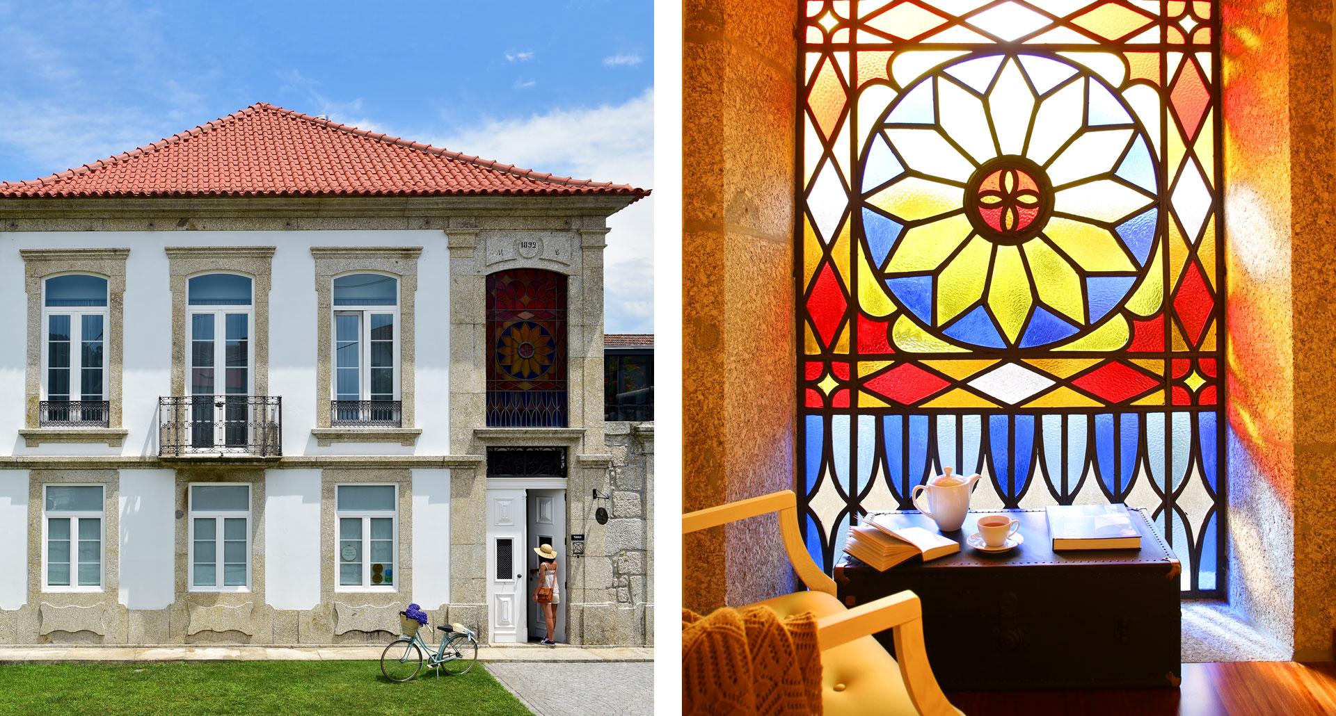 Solar Egas Moniz Charming House - boutique hotel in Penafiel