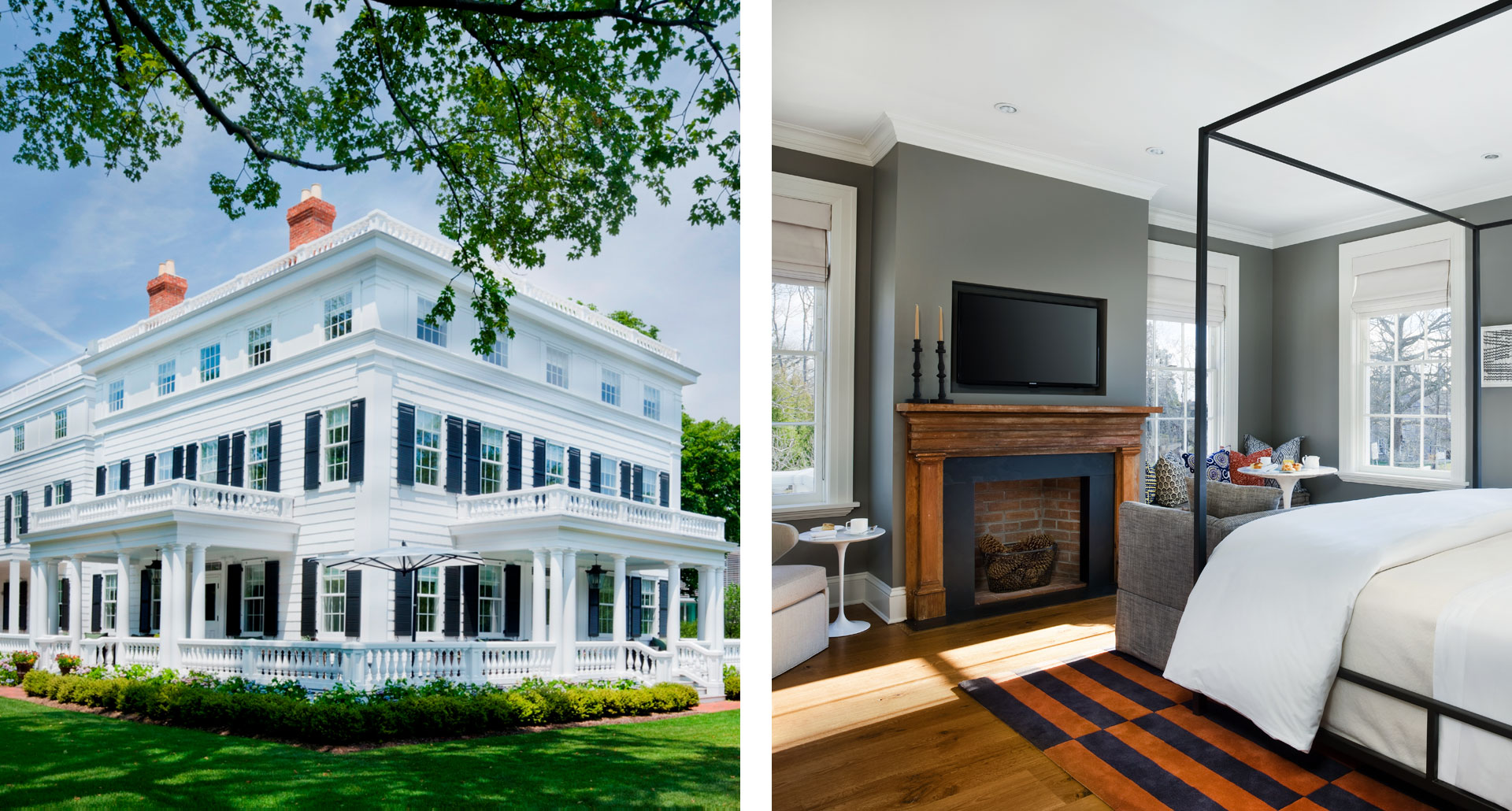 Topping Rose House - boutique hotel in Bridgehampton