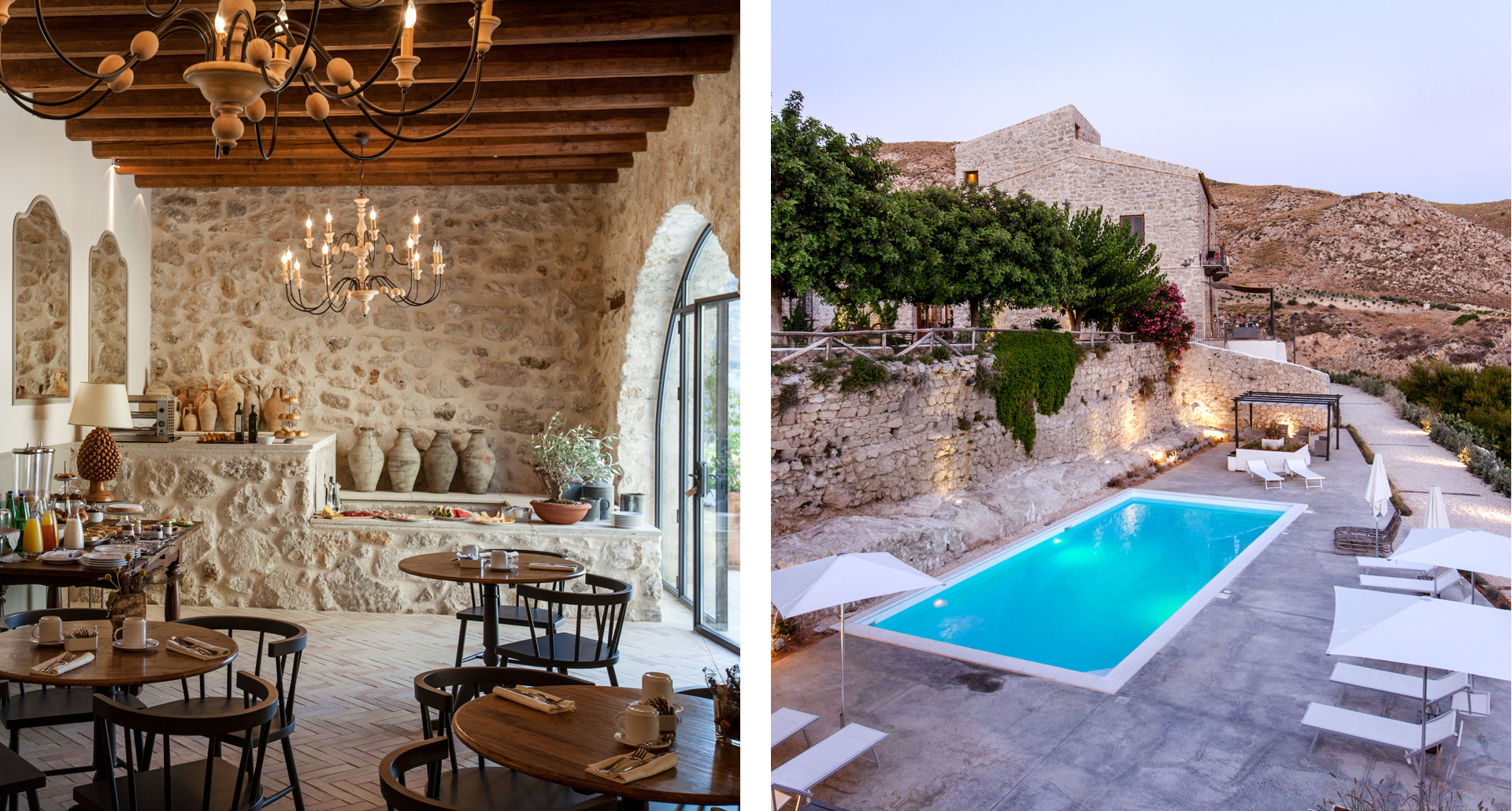 Masseria Agnello - boutique hotel in Agrigento