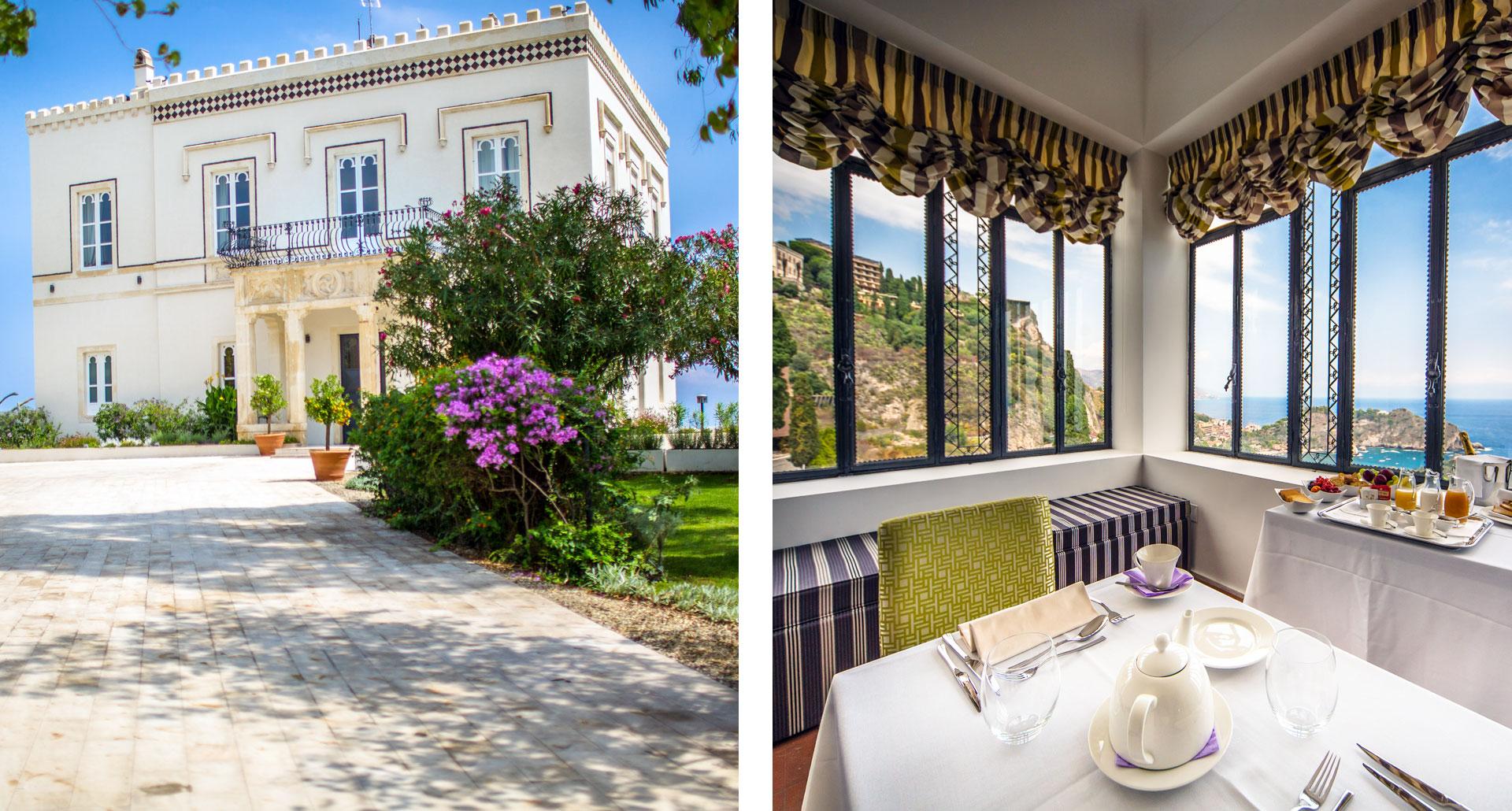 Villa Mon Repos - boutique hotel in Taormina