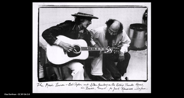 Dylan & Ginsberg