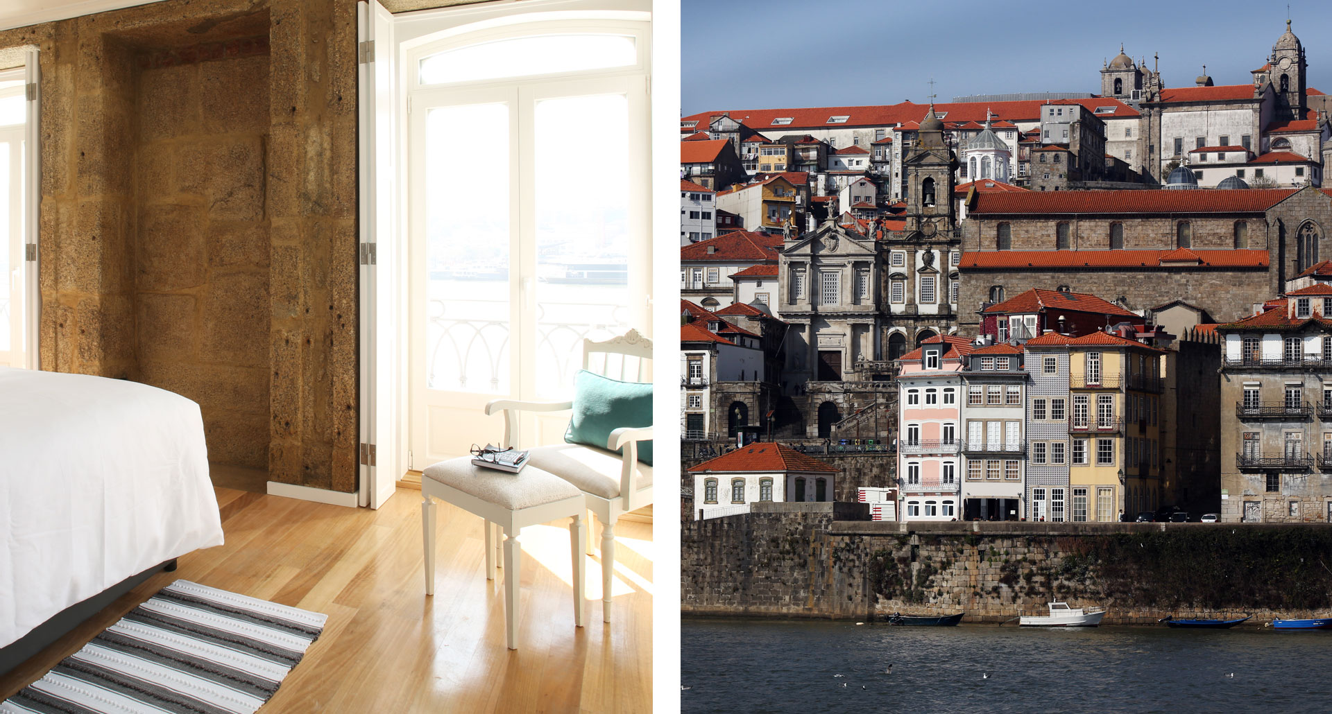 1872 River House - boutique hotel in Porto